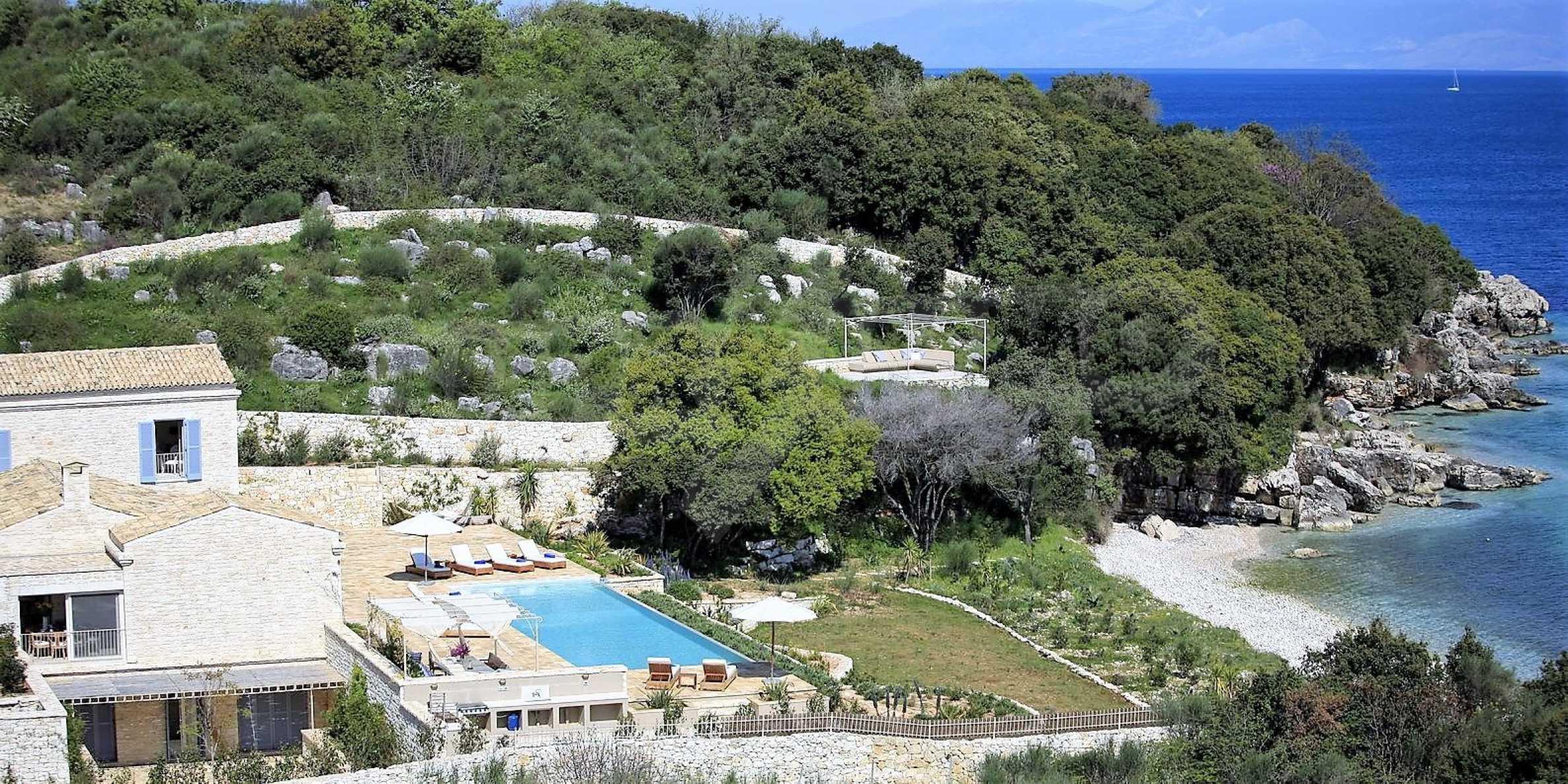 Лукс, който ще задоволи и най-взискателните, остров Корфу 48