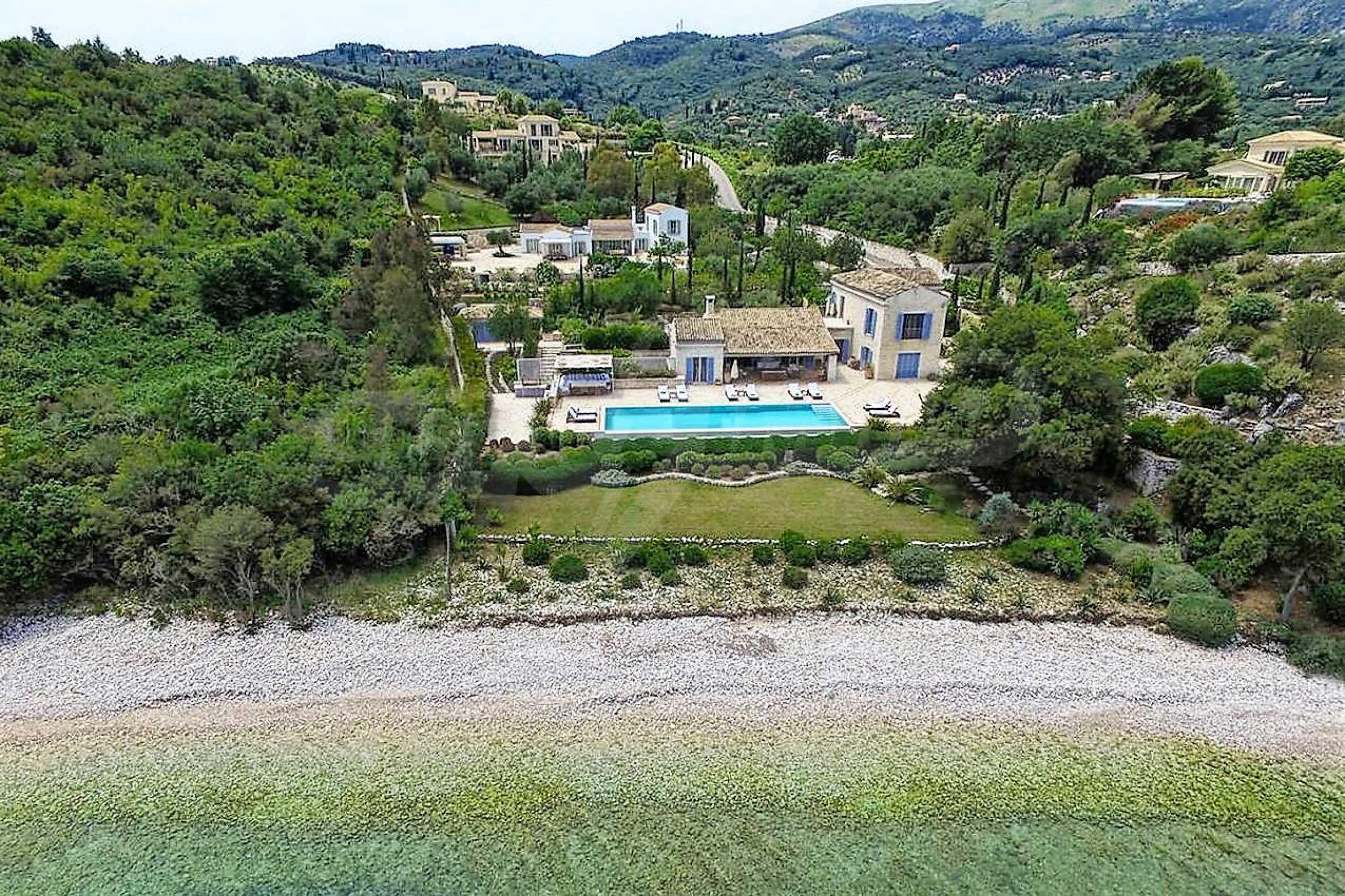 Лукс, който ще задоволи и най-взискателните, остров Корфу 49