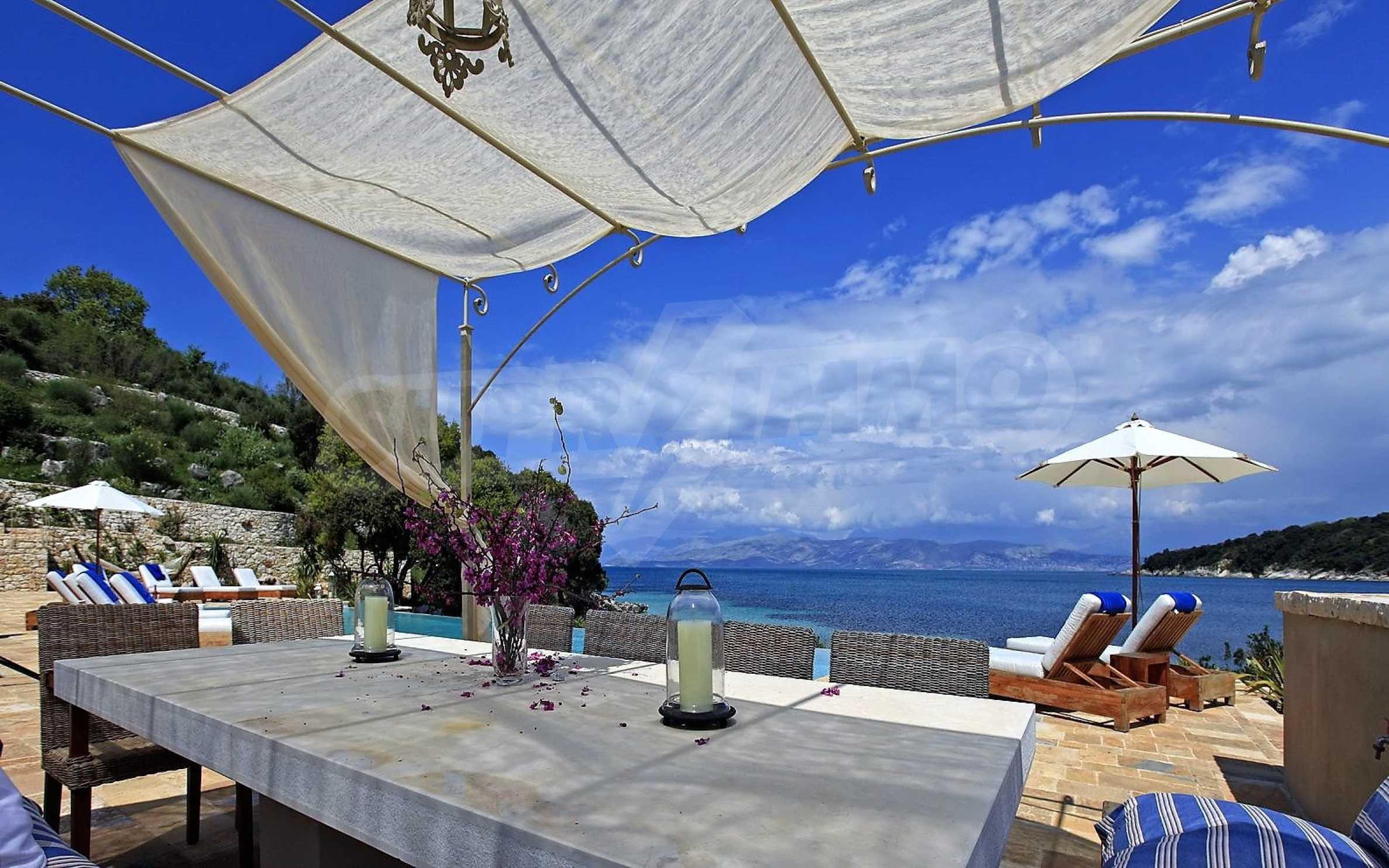 Лукс, който ще задоволи и най-взискателните, остров Корфу 7