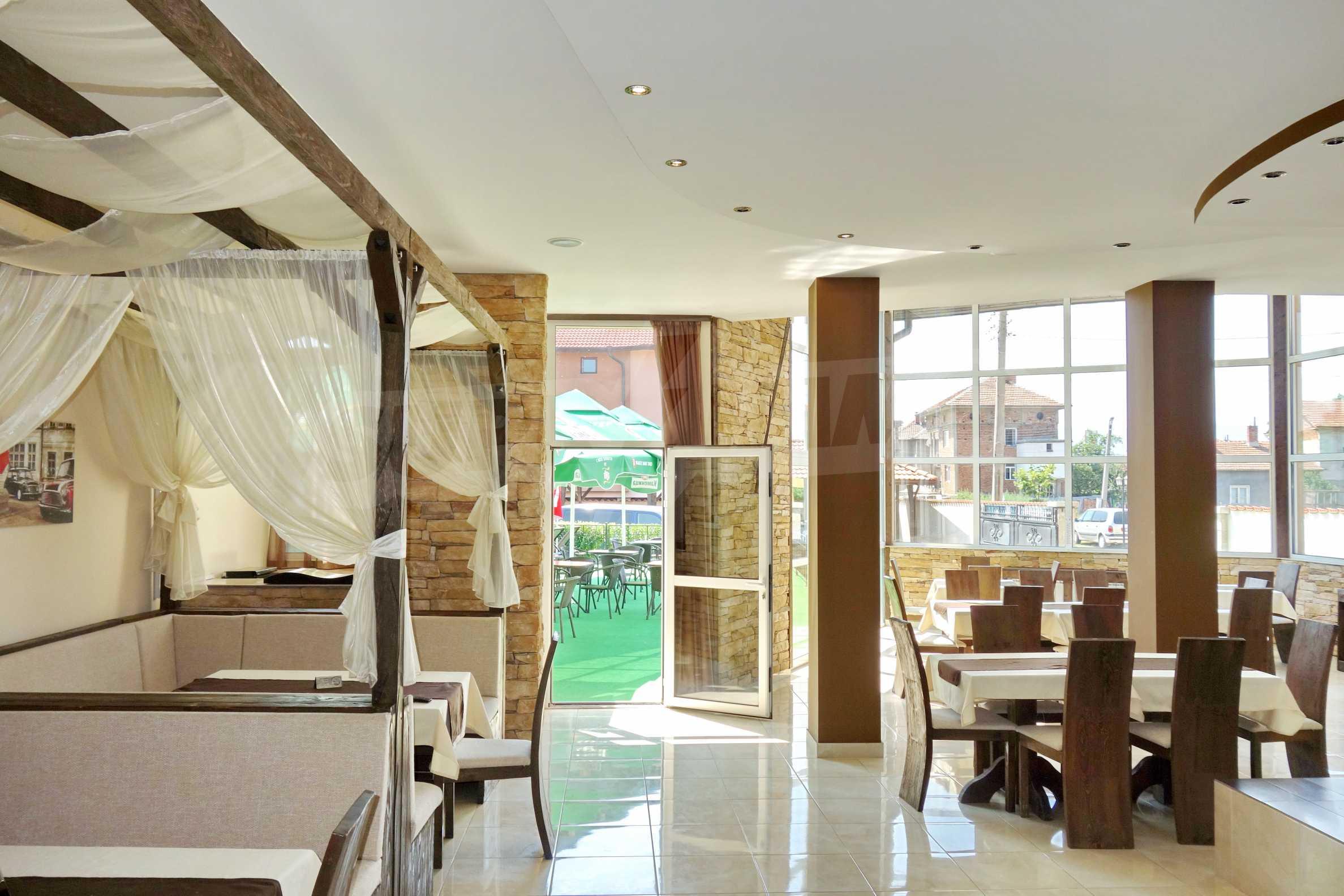 Луксозен спа хотел в центъра на гр. Елин Пелин 16