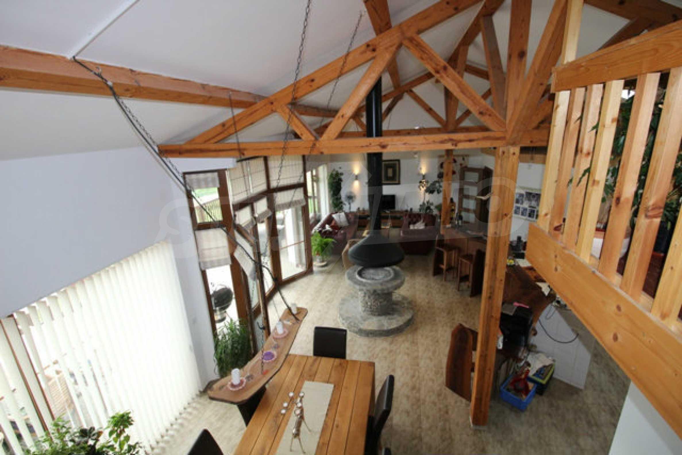 Уютна  къща с уникална панорама  на 7 км. от гр. Априлци 18