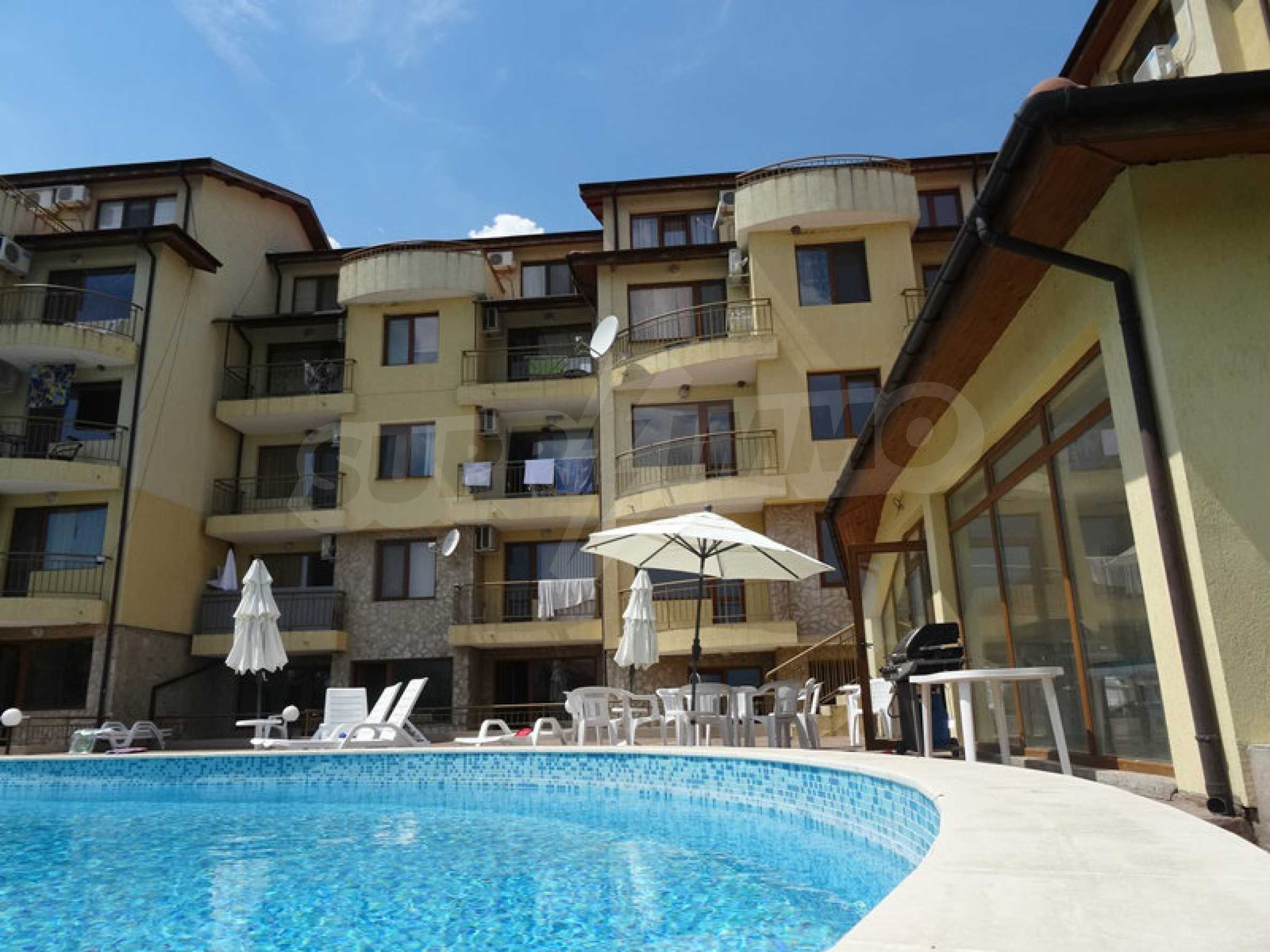 Двустаен апартамент близо до курорти Албена и Кранево