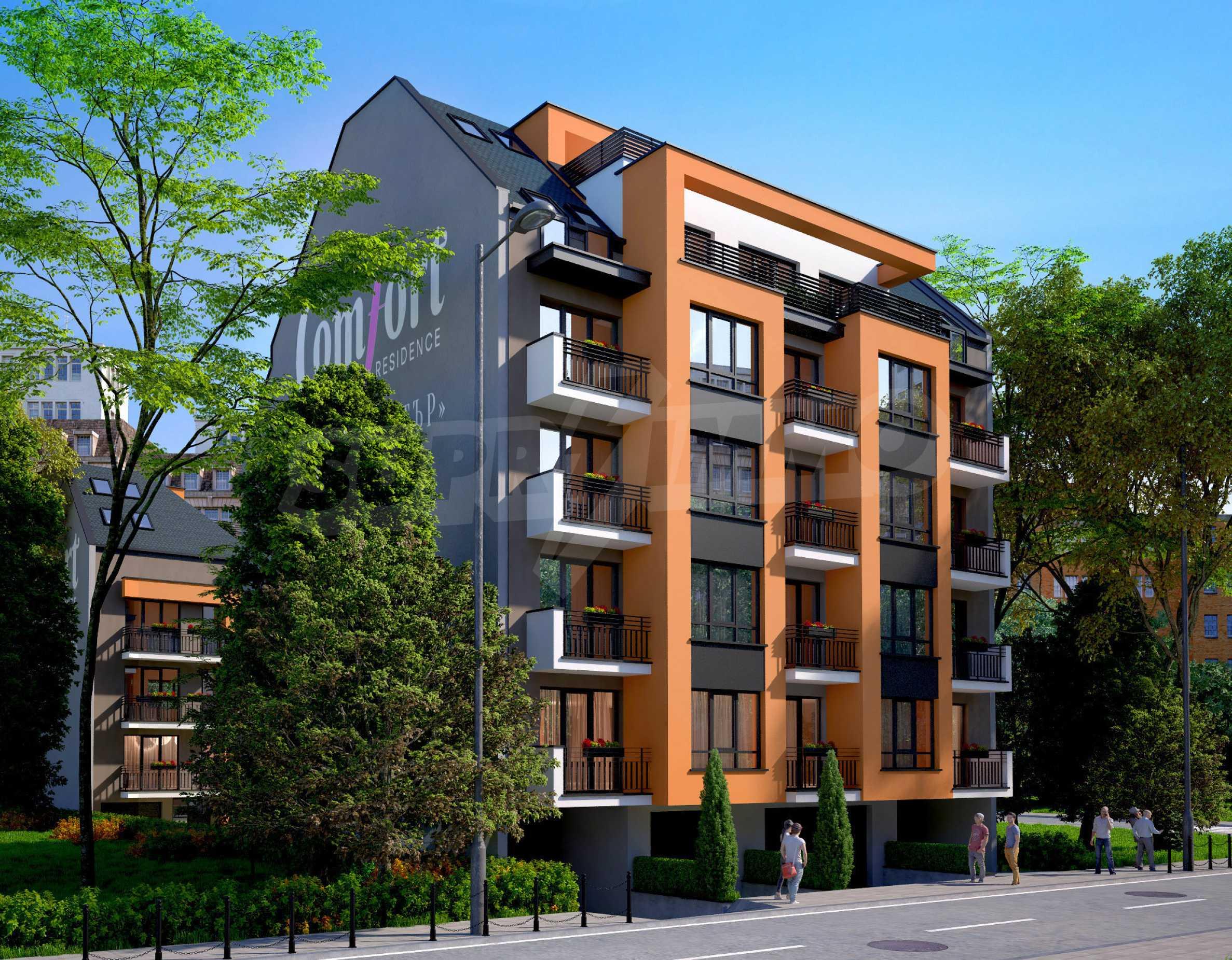 Comfort Residence - Lyulin Center 9