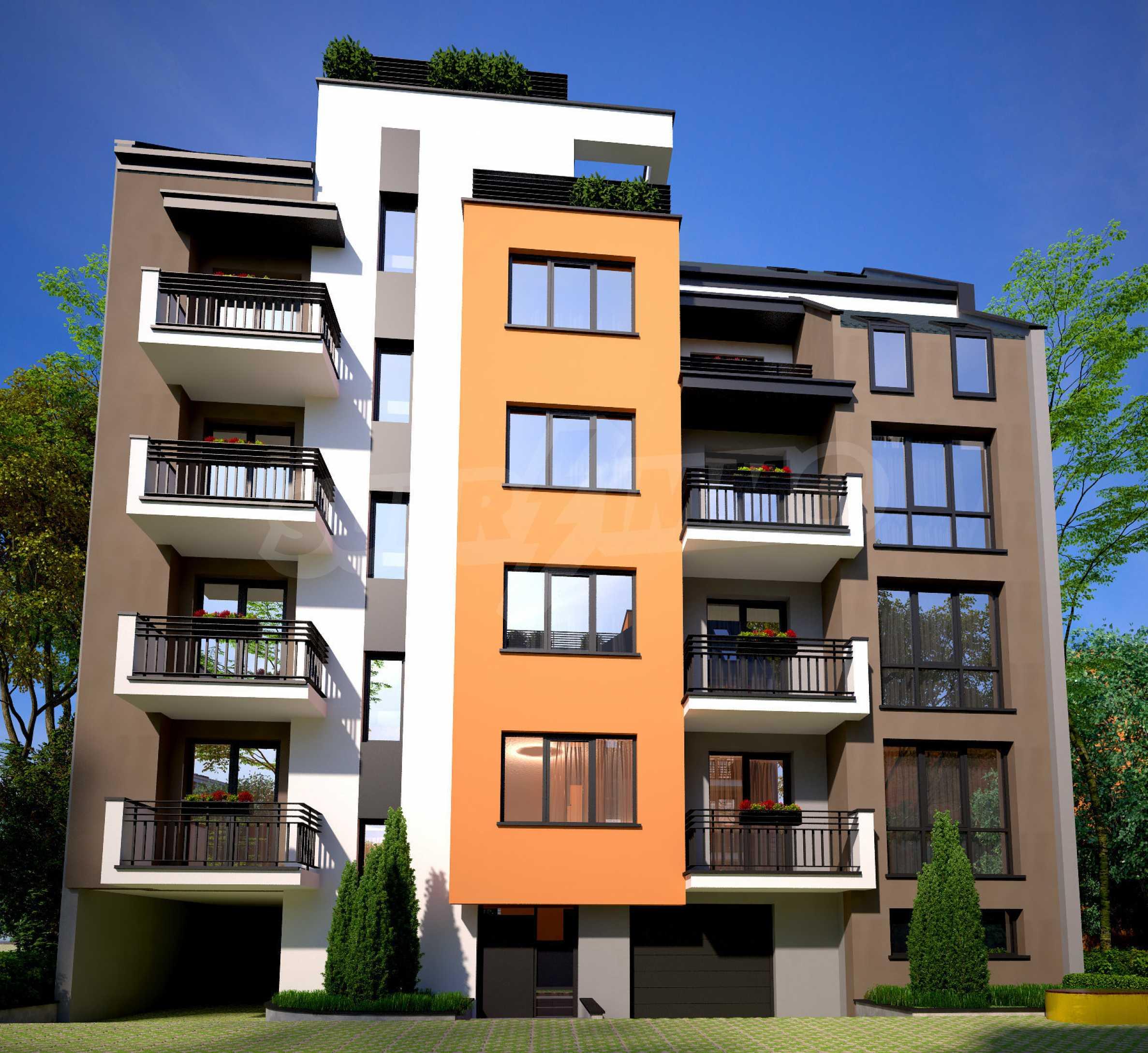 Comfort Residence - Lyulin Center 6