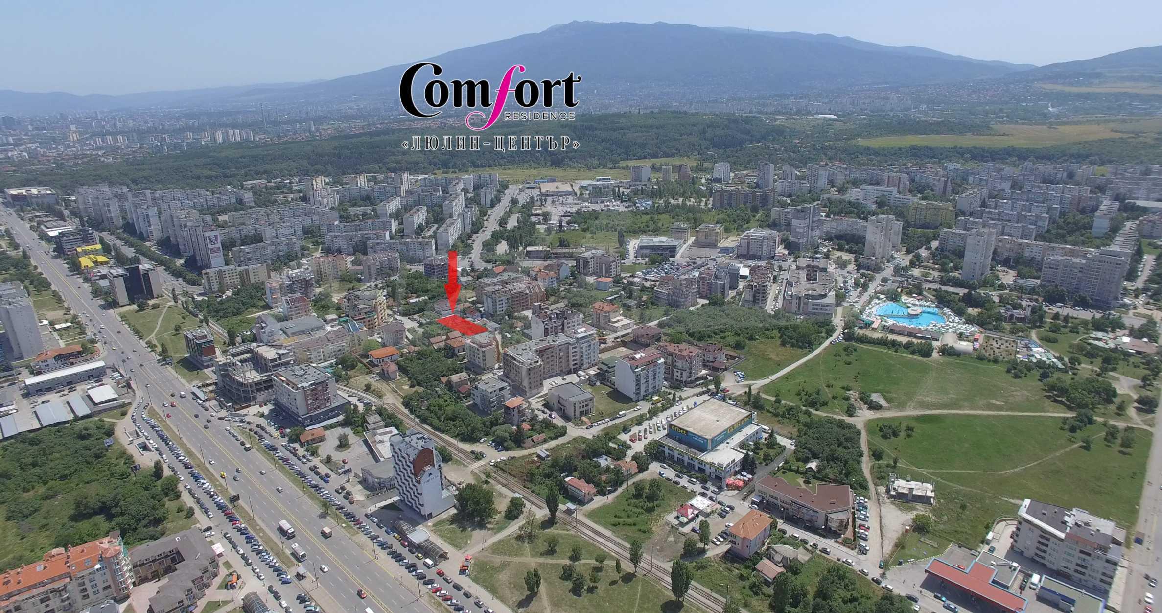 Comfort Residence - Lyulin Center 14