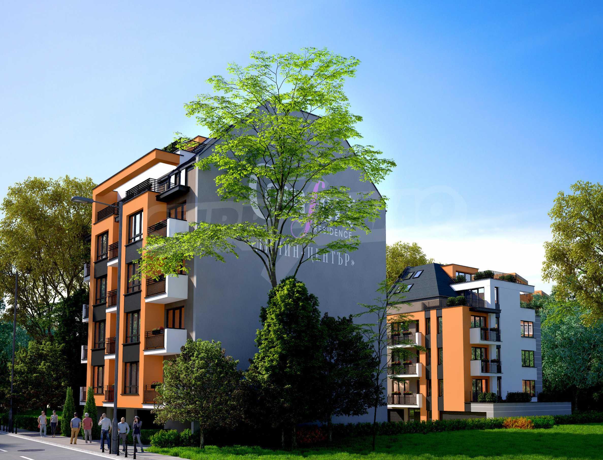 Comfort Residence - Lyulin Center 10