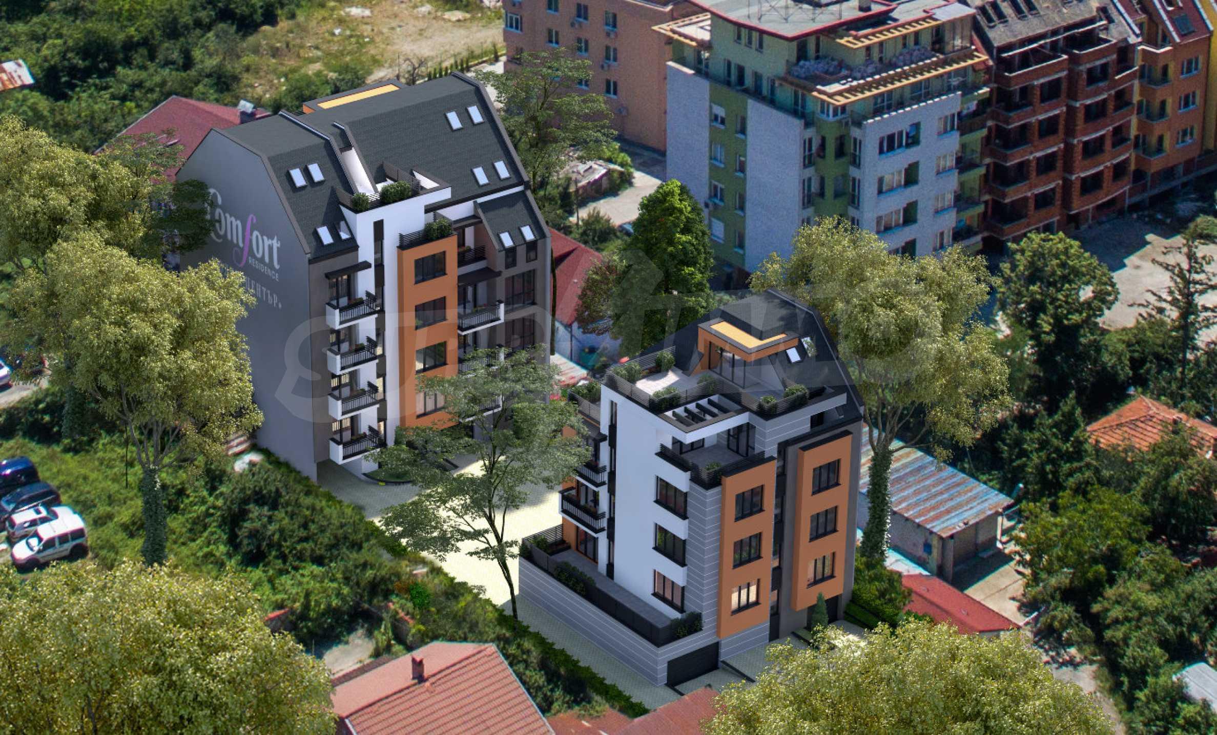 Comfort Residence – Люлин Център 22