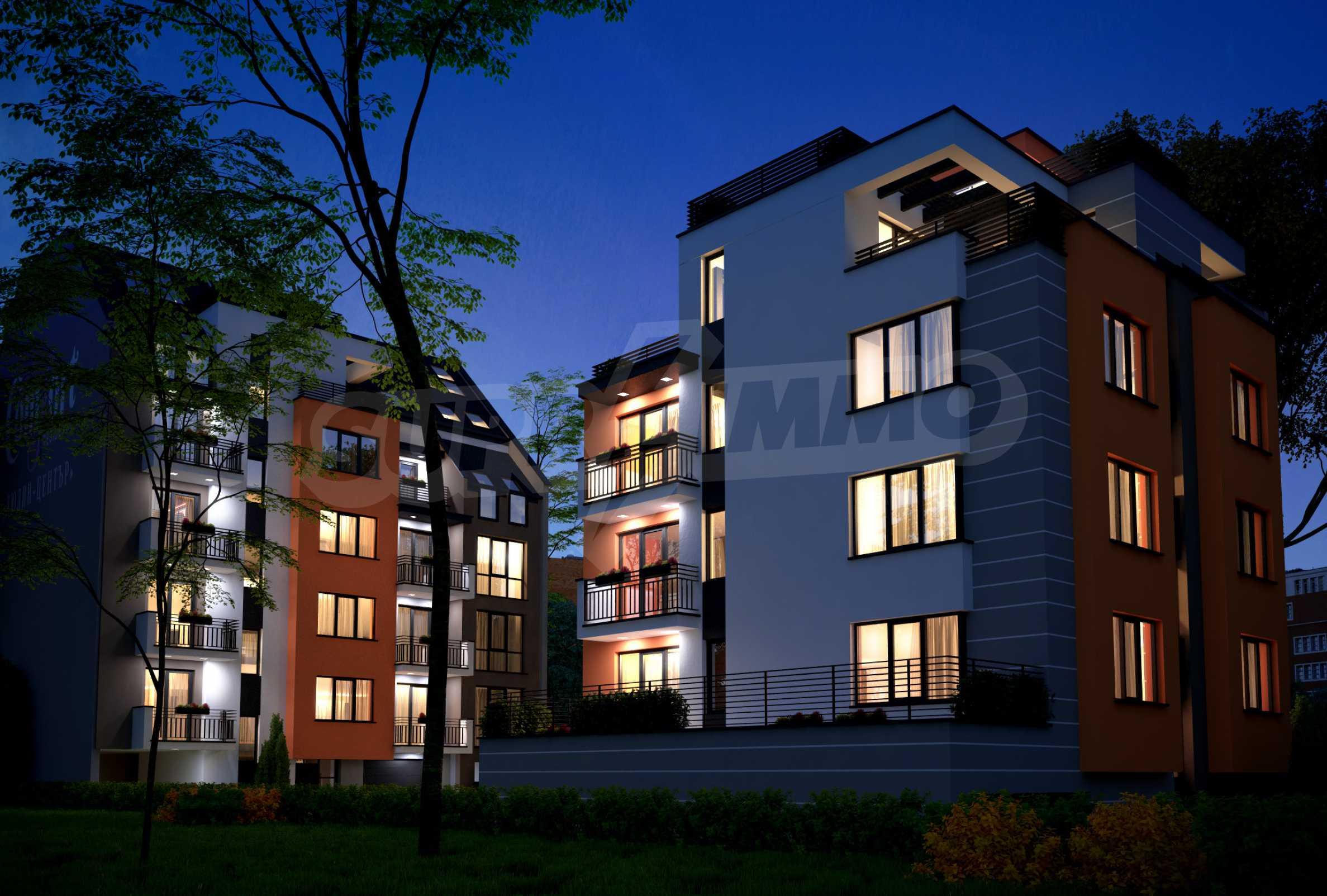Comfort Residence - Lyulin Center 11