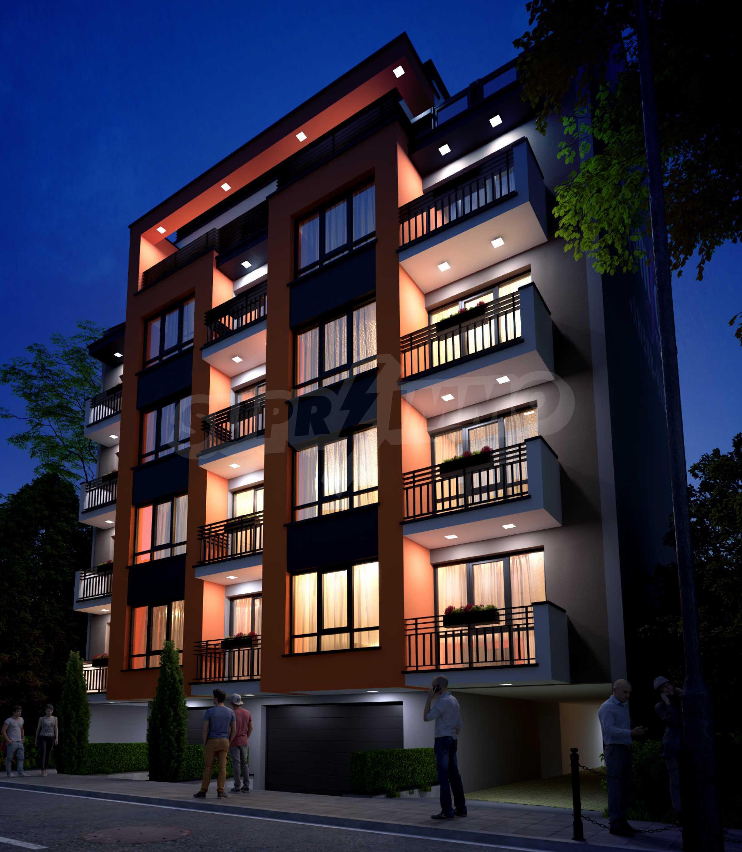 Comfort Residence - Lyulin Center 12