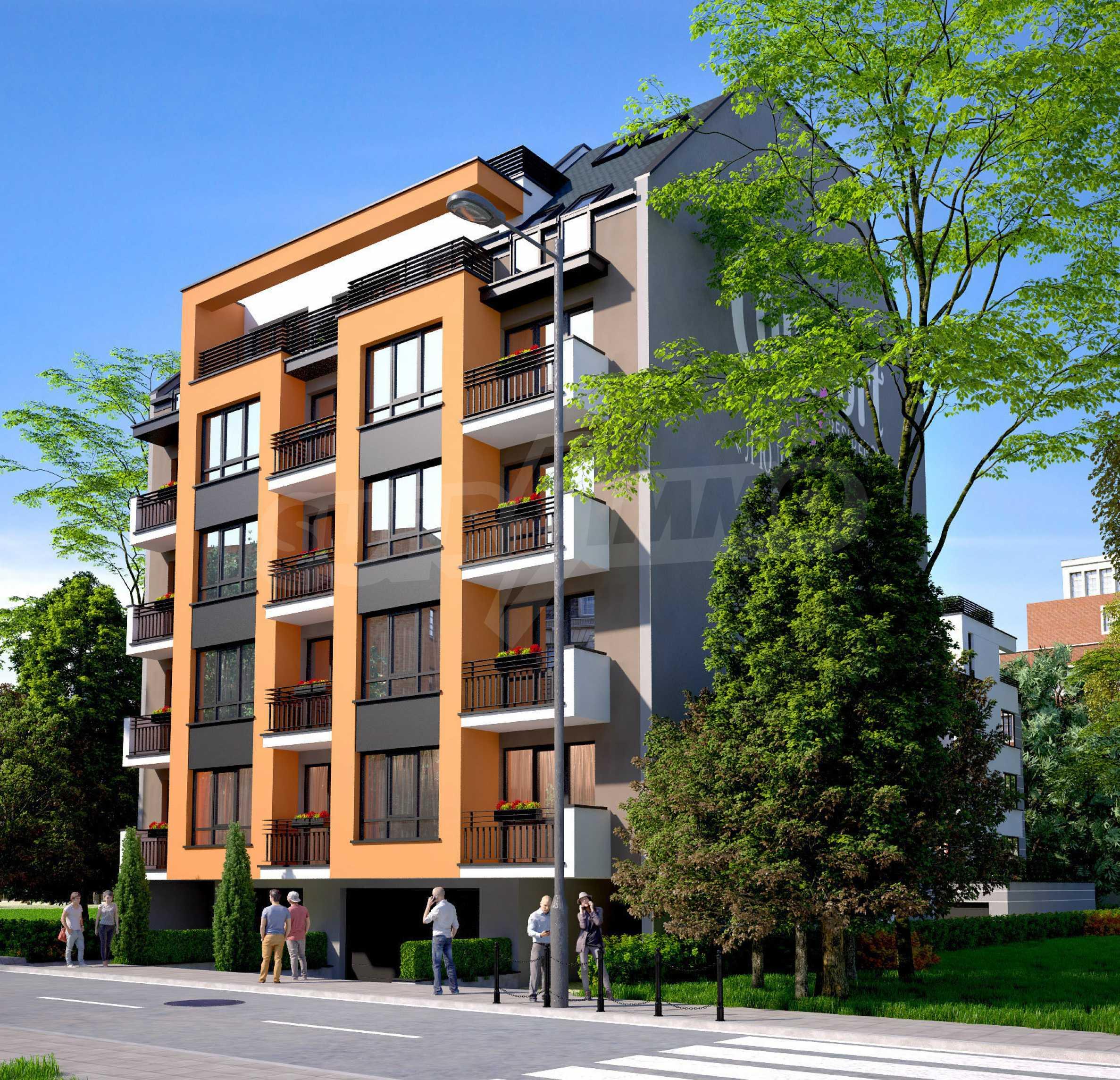 Comfort Residence - Lyulin Center 7