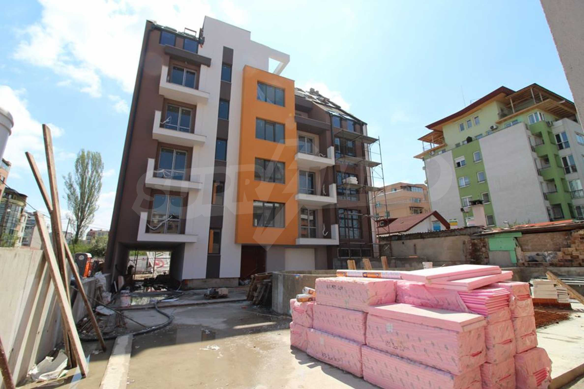 Comfort Residence - Lyulin Center 28