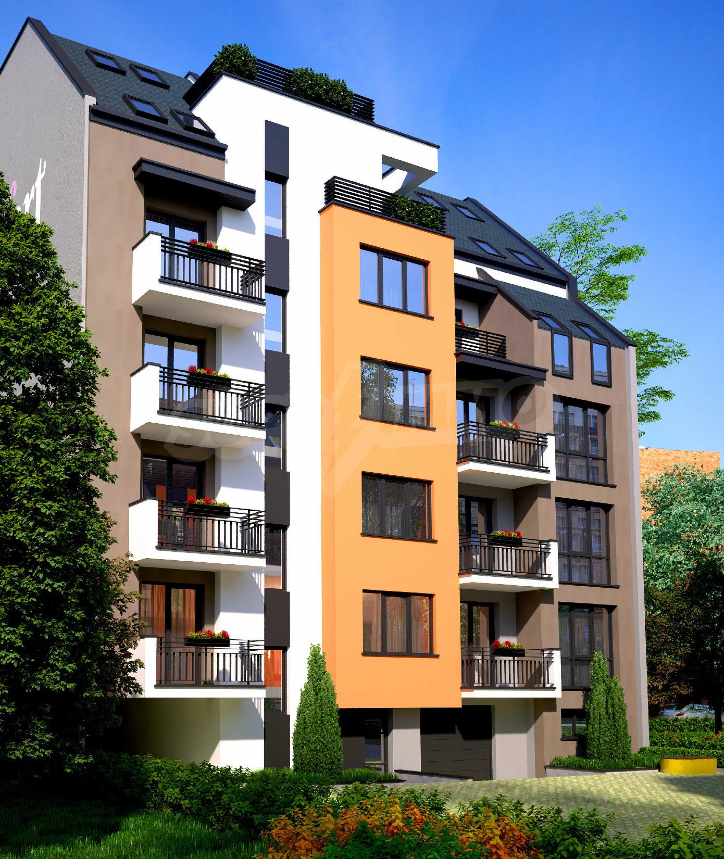 Comfort Residence - Lyulin Center 5