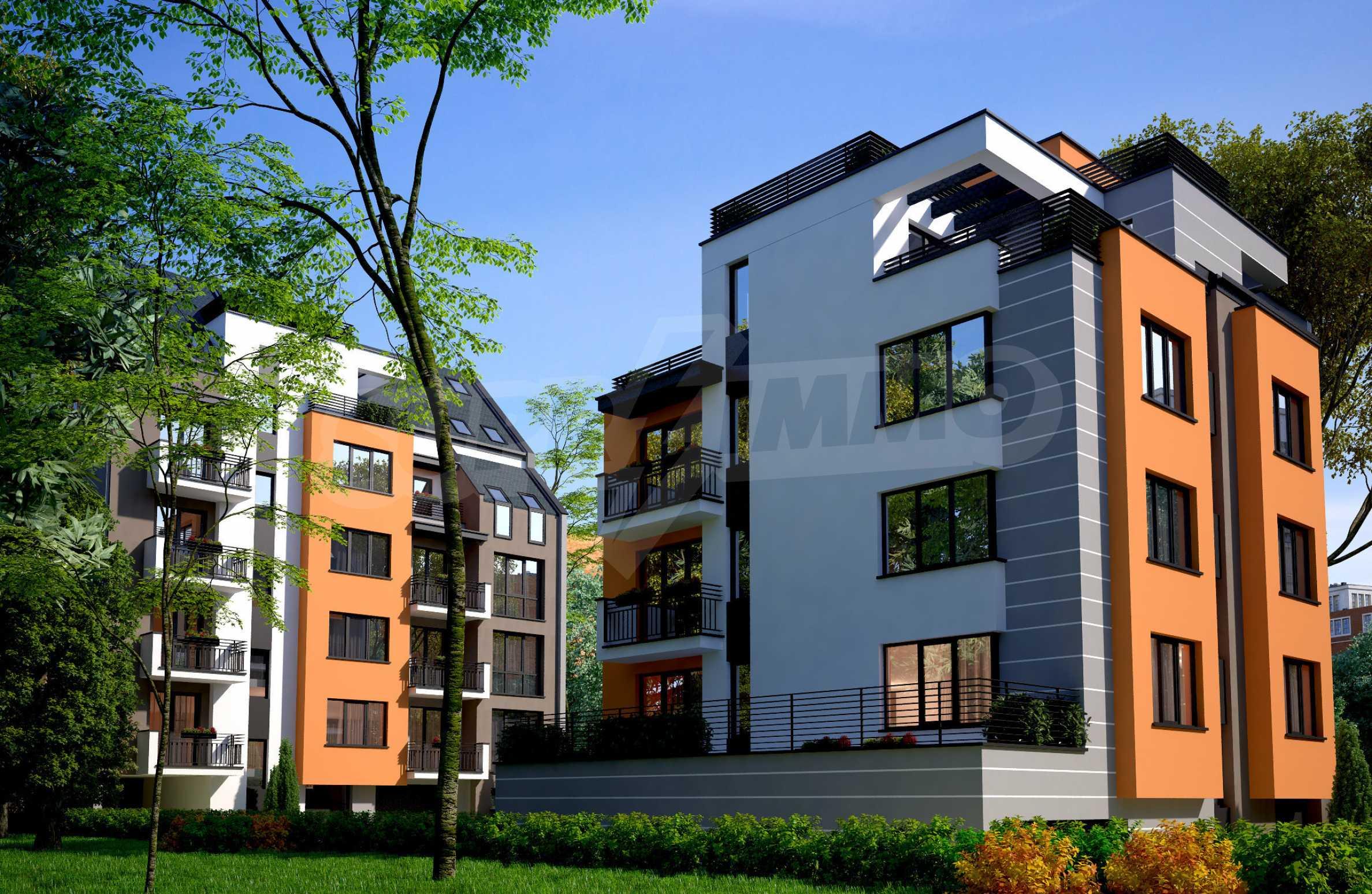 Comfort Residence - Lyulin Center 1