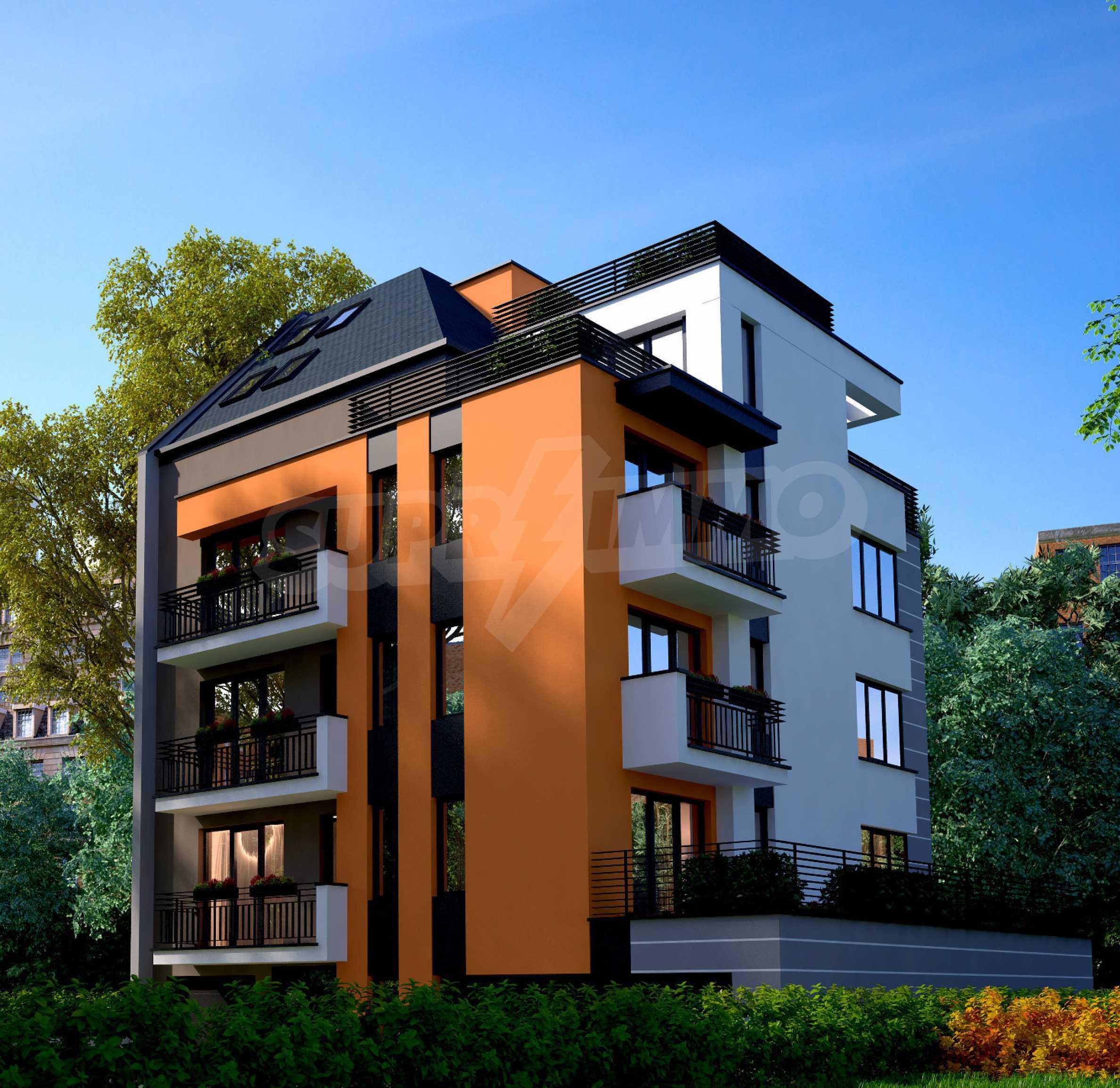 Comfort Residence – Люлин Център 4