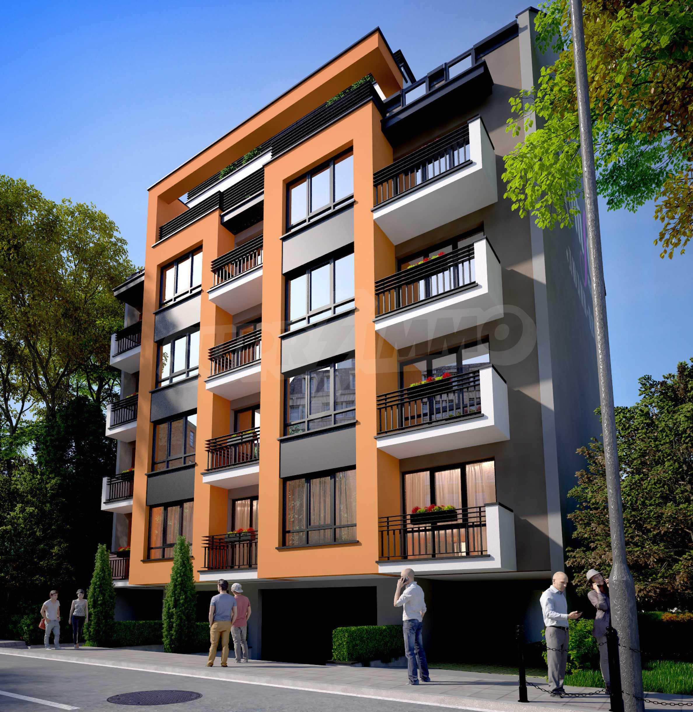 Comfort Residence - Lyulin Center 2