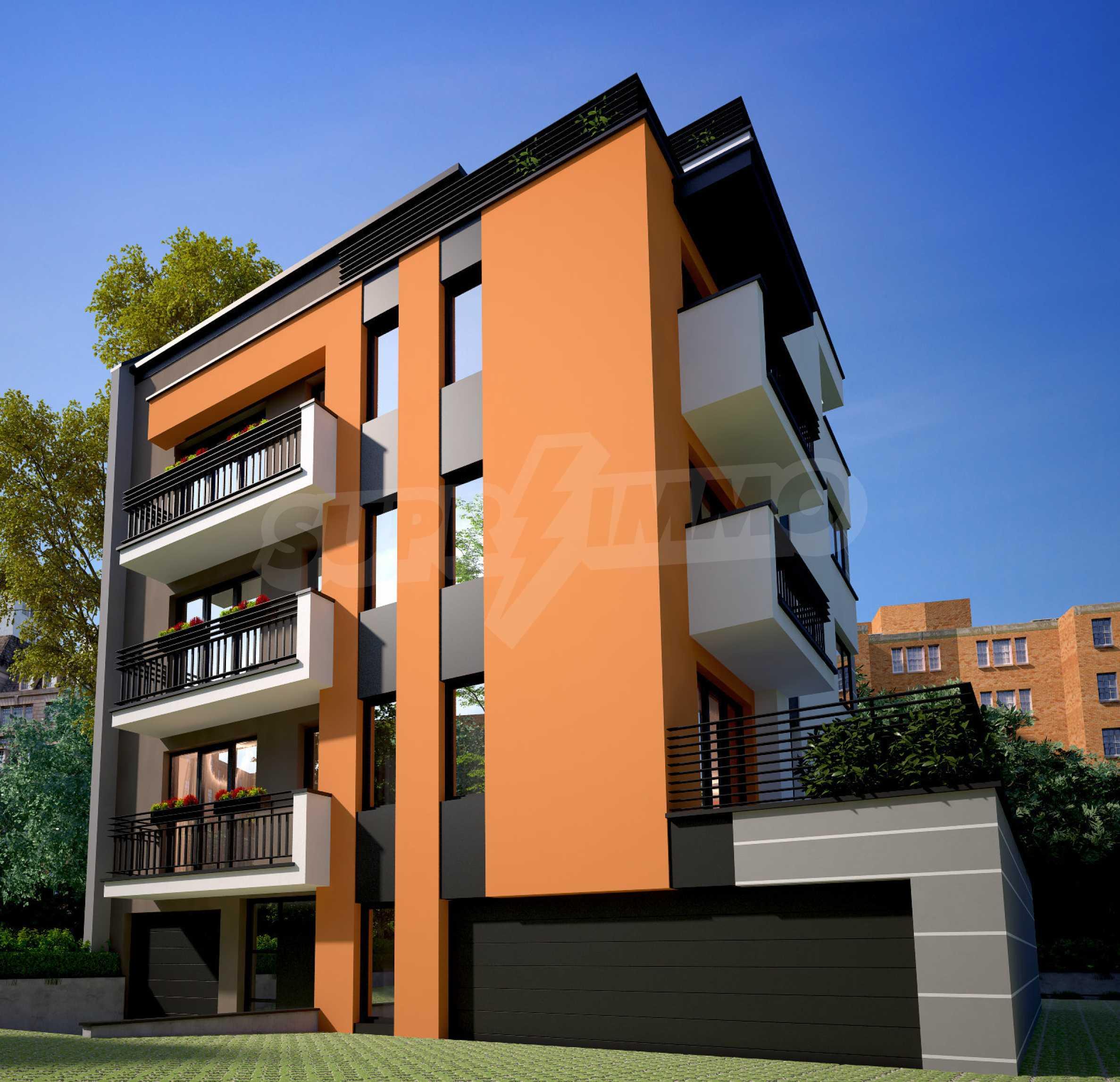 Comfort Residence – Люлин Център 8