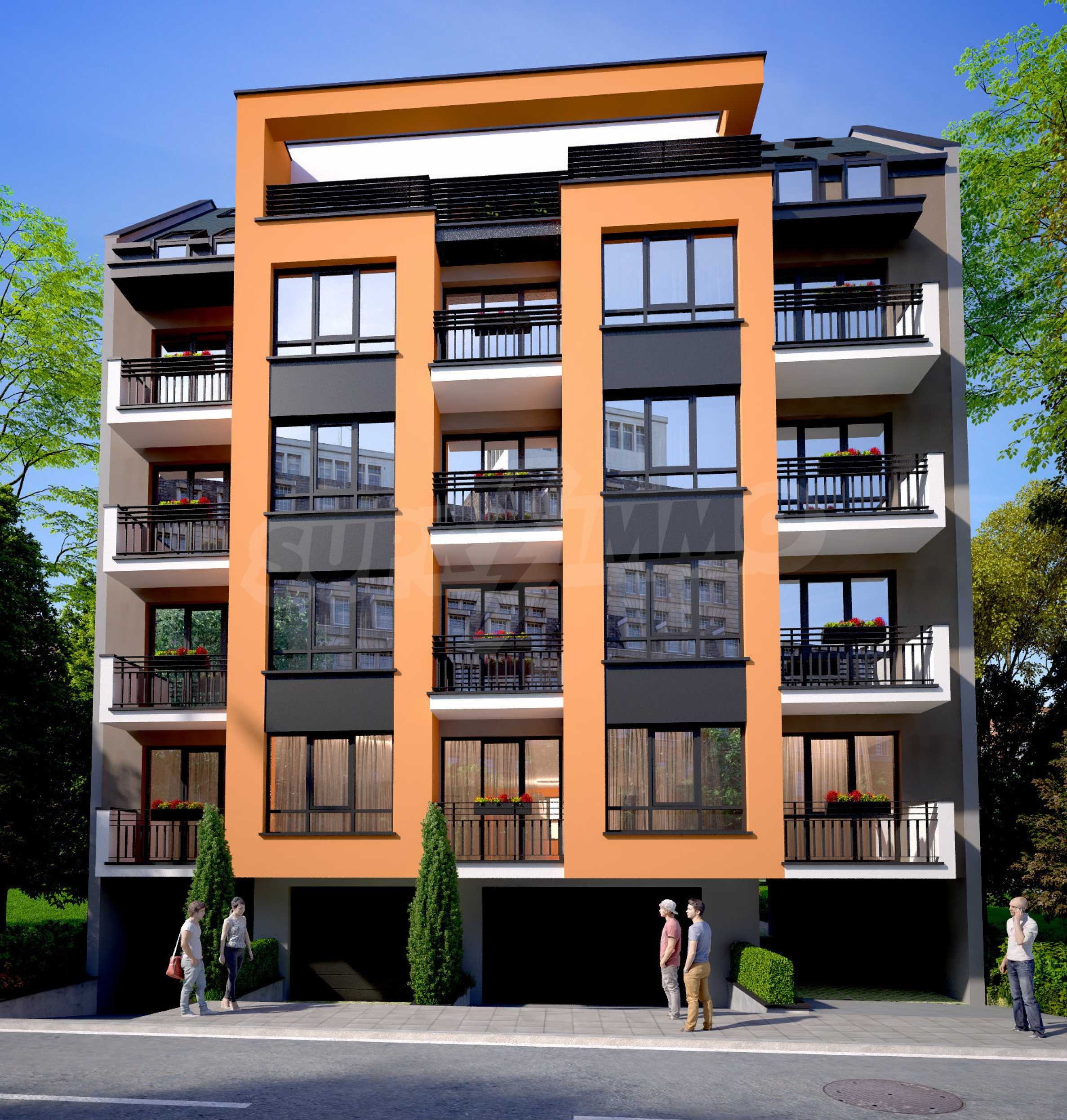 Comfort Residence - Lyulin Center 3