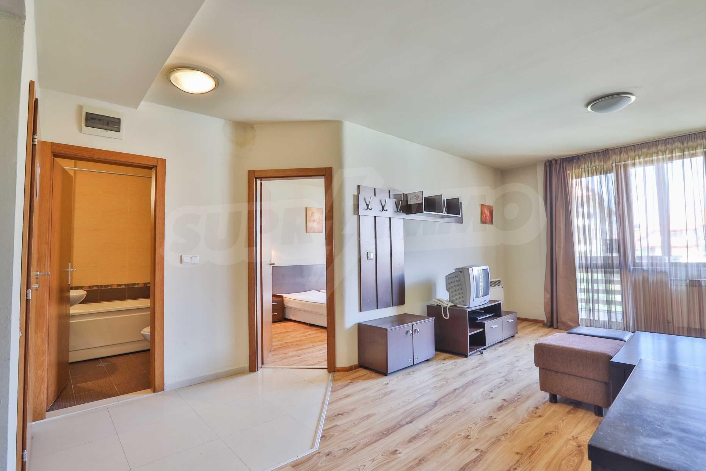 Едноспален апартамент намиращ се в един от най-известните ски курорти - Банско 1