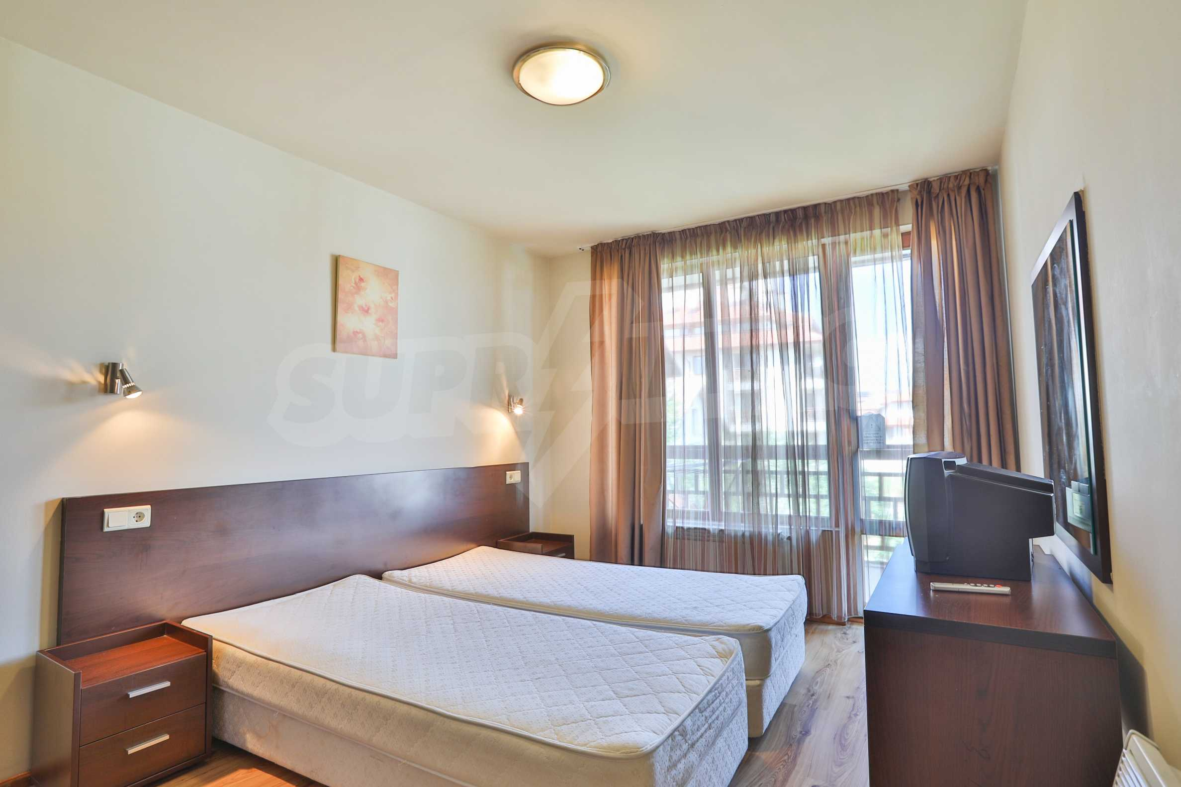 Едноспален апартамент намиращ се в един от най-известните ски курорти - Банско 4