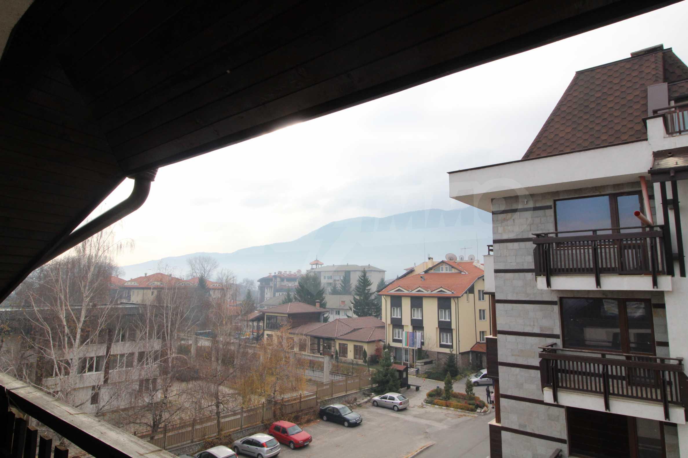 Обзаведен двустаен апартамент в близост до центъра на Банско 19