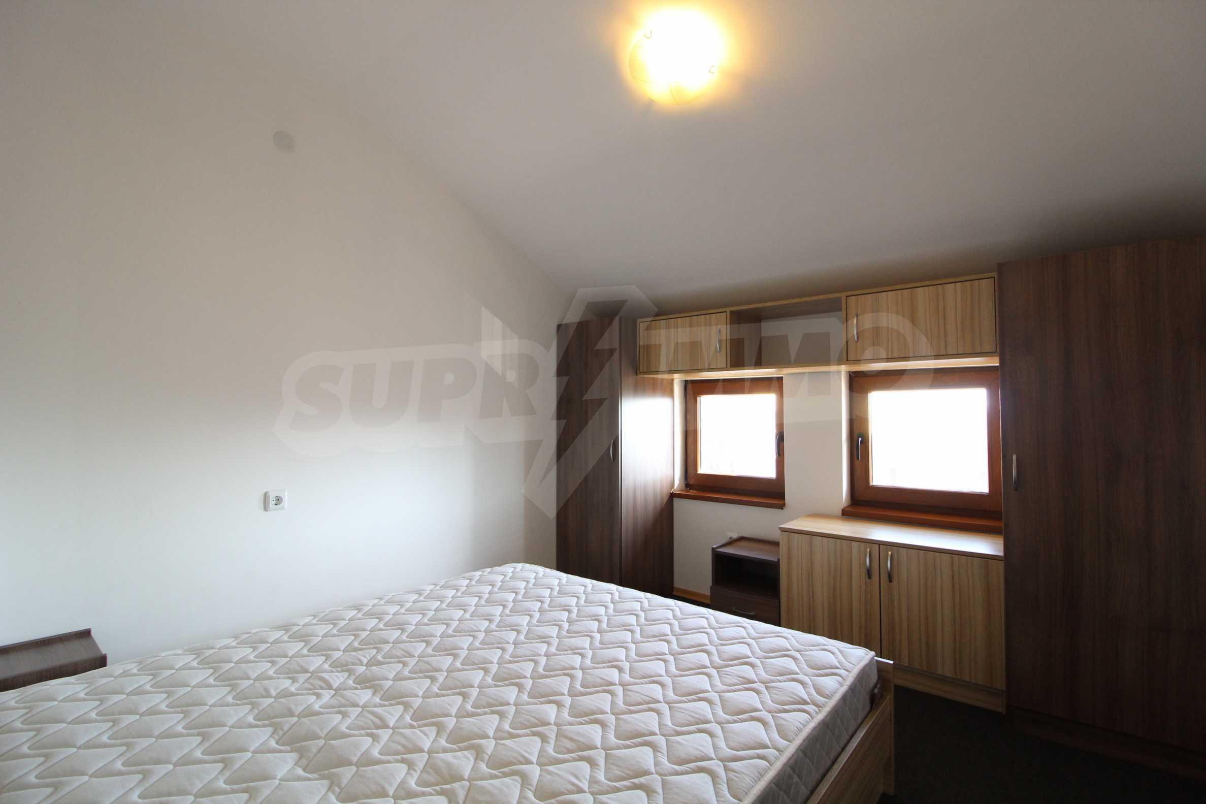 Обзаведен двустаен апартамент в близост до центъра на Банско 3