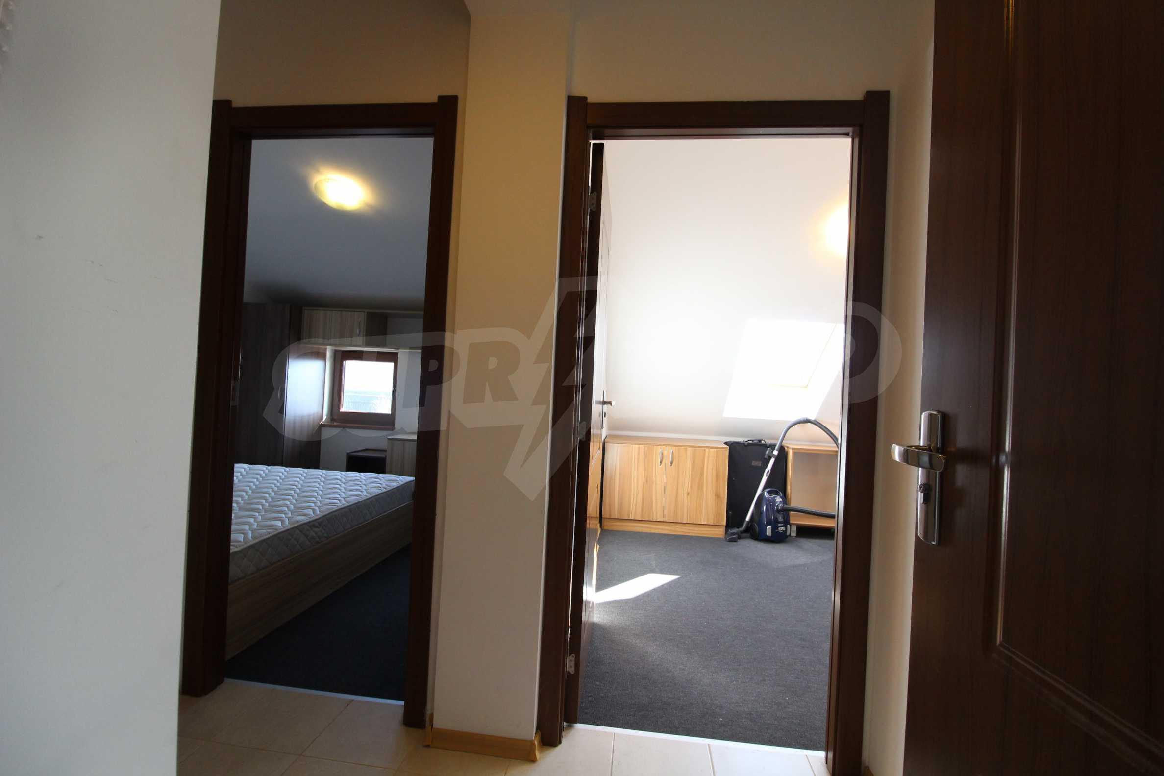 Обзаведен двустаен апартамент в близост до центъра на Банско 5