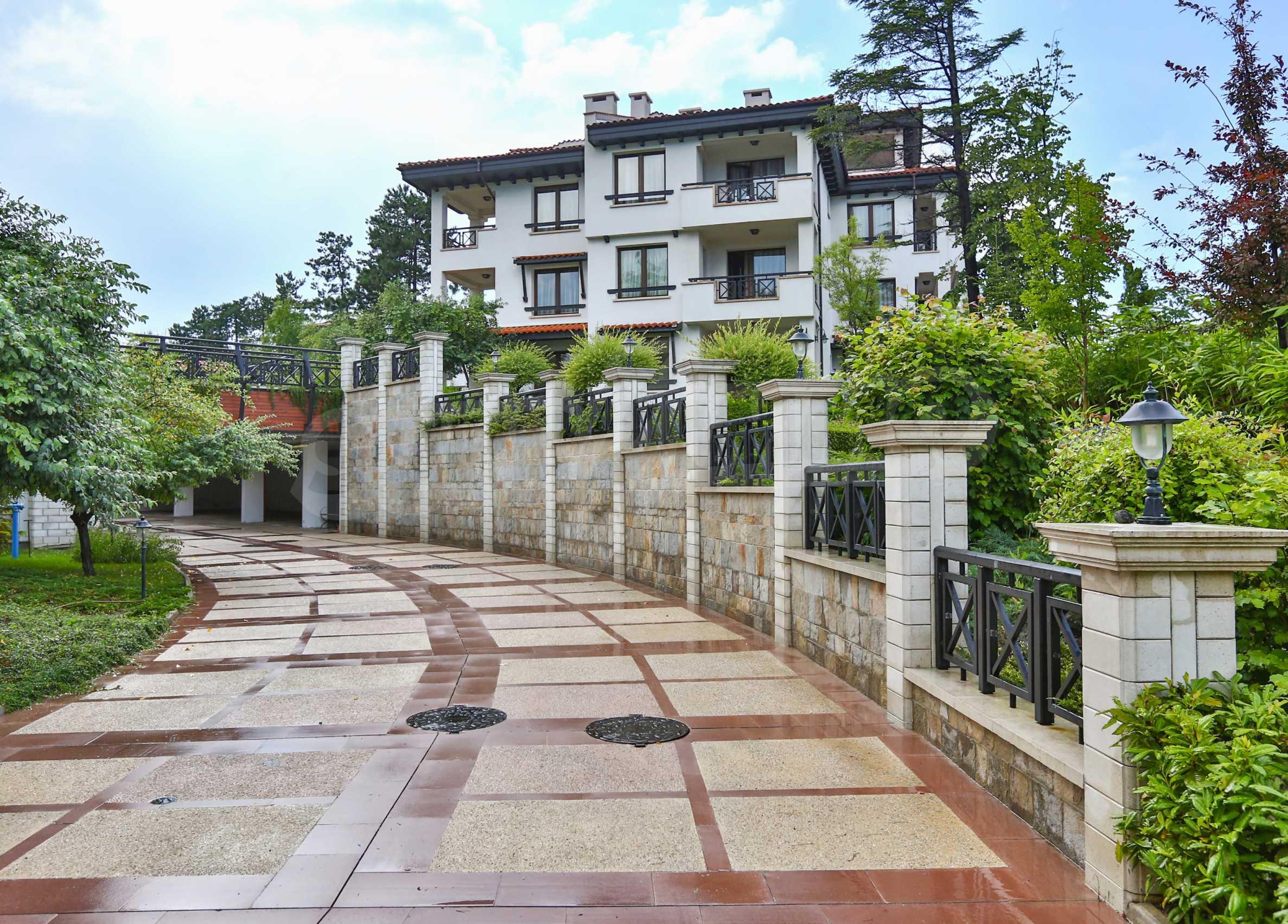 Последни апартаменти в разкошен комплекс с уникален парк и множество екстри 8