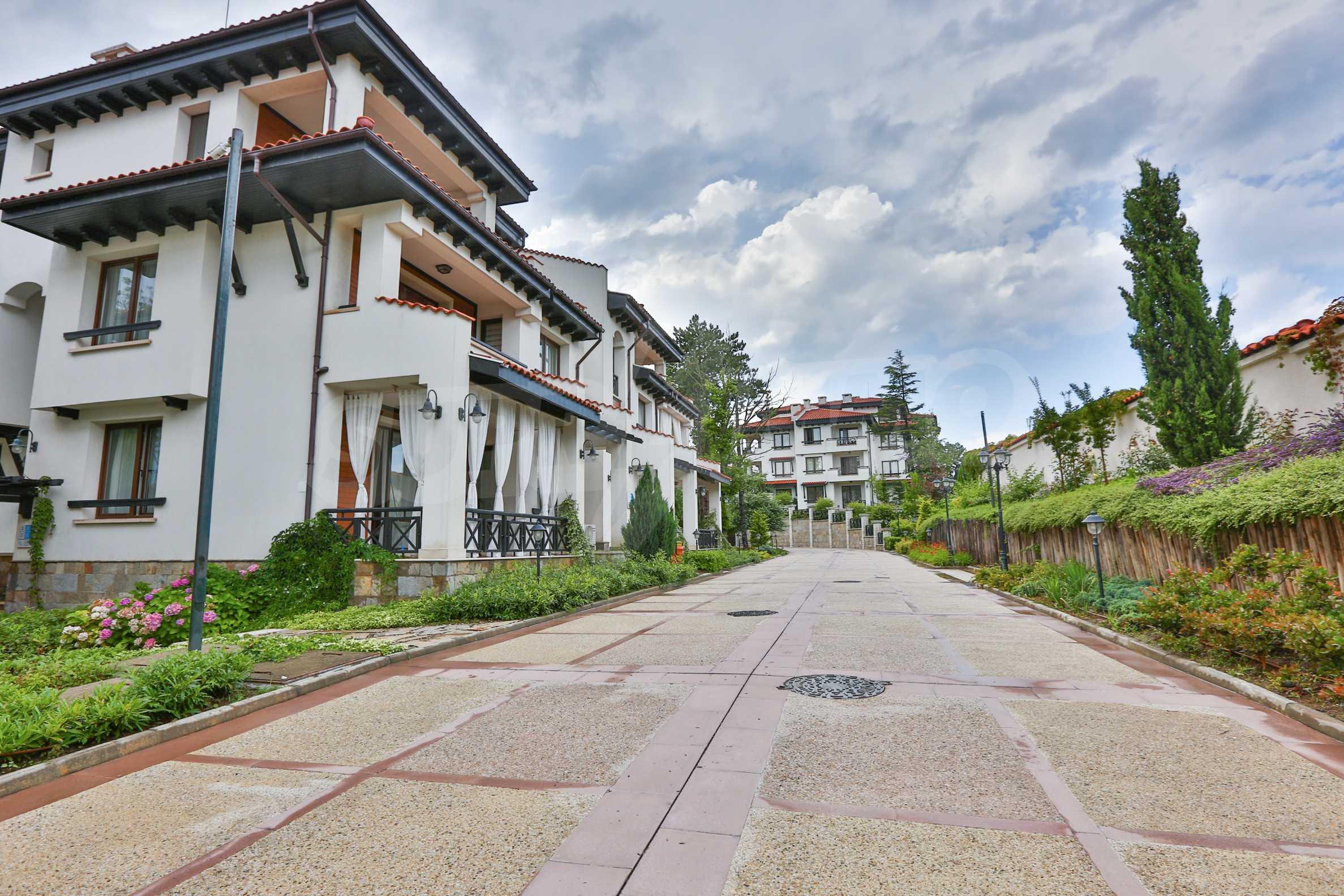 Последни апартаменти в разкошен комплекс с уникален парк и множество екстри 11
