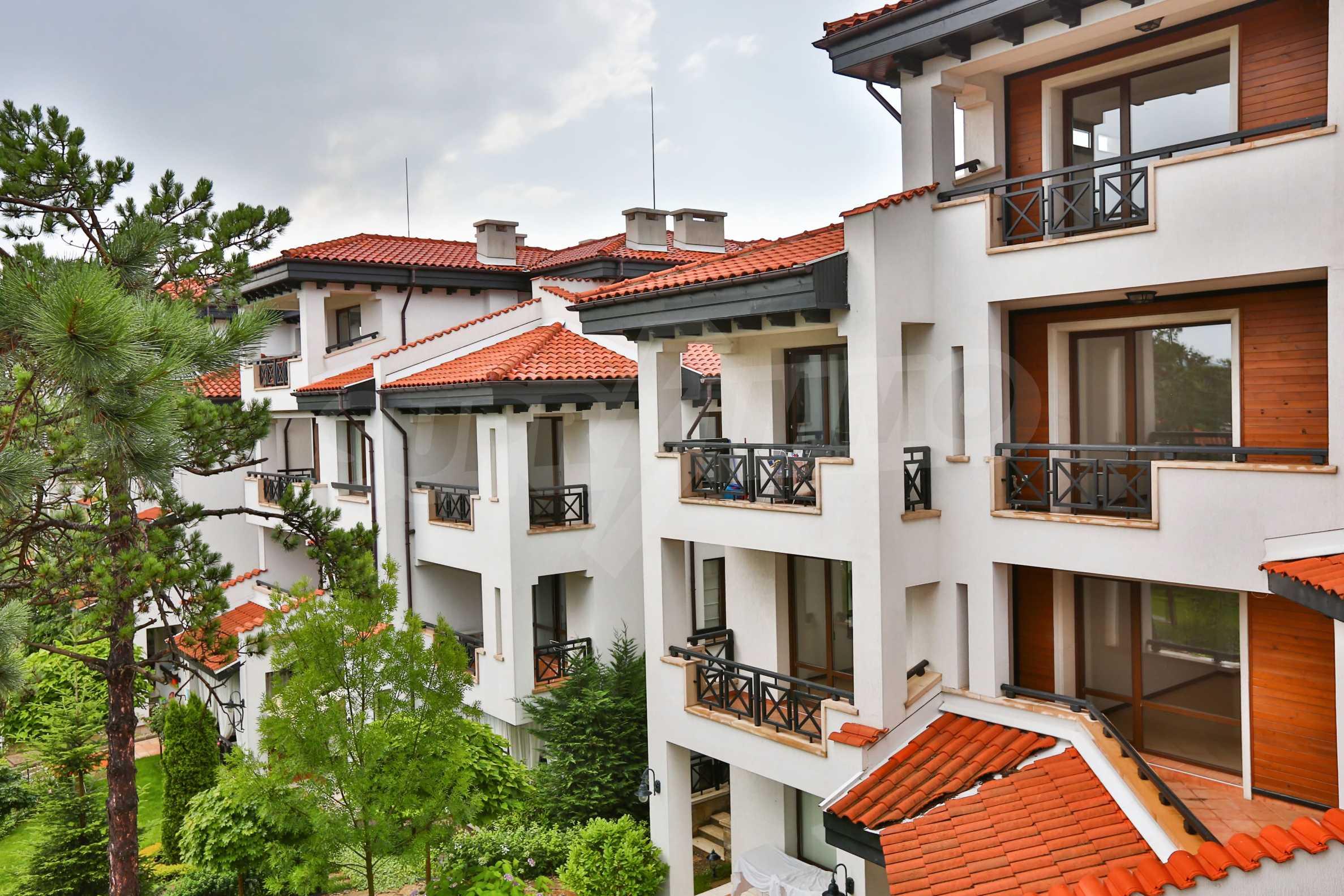 Последни апартаменти в разкошен комплекс с уникален парк и множество екстри 12