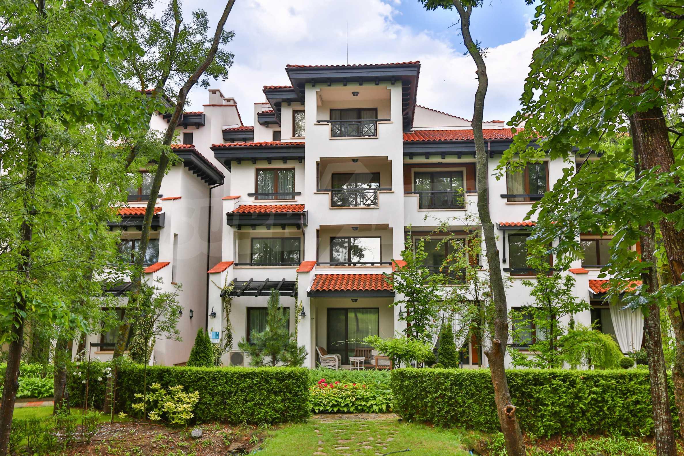 Последни апартаменти в разкошен комплекс с уникален парк и множество екстри 2