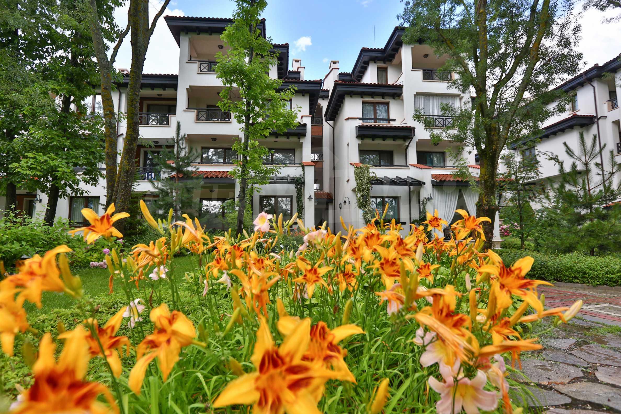 Последни апартаменти в разкошен комплекс с уникален парк и множество екстри 1