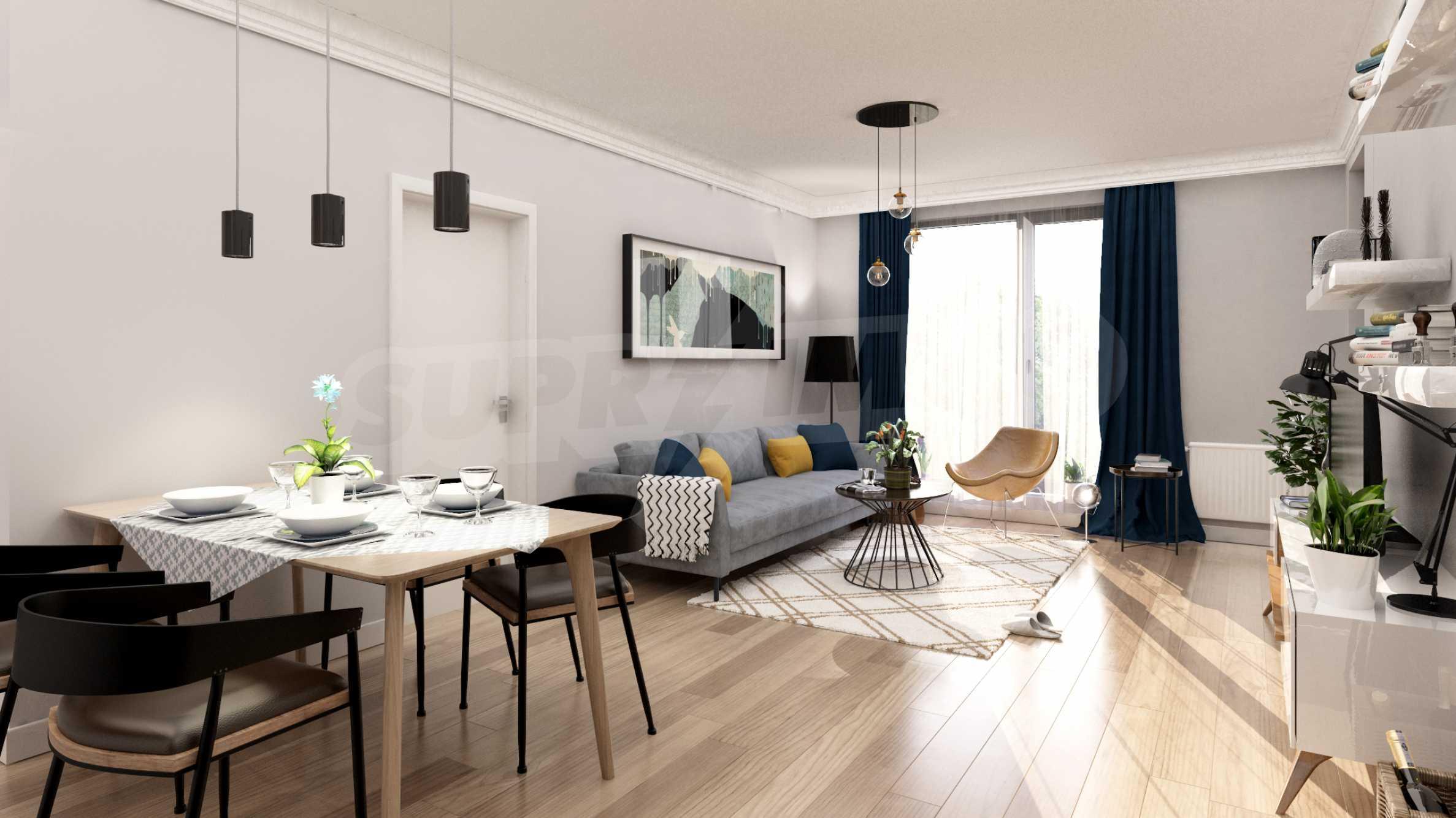 Comfort Residence – Симеоновско 15