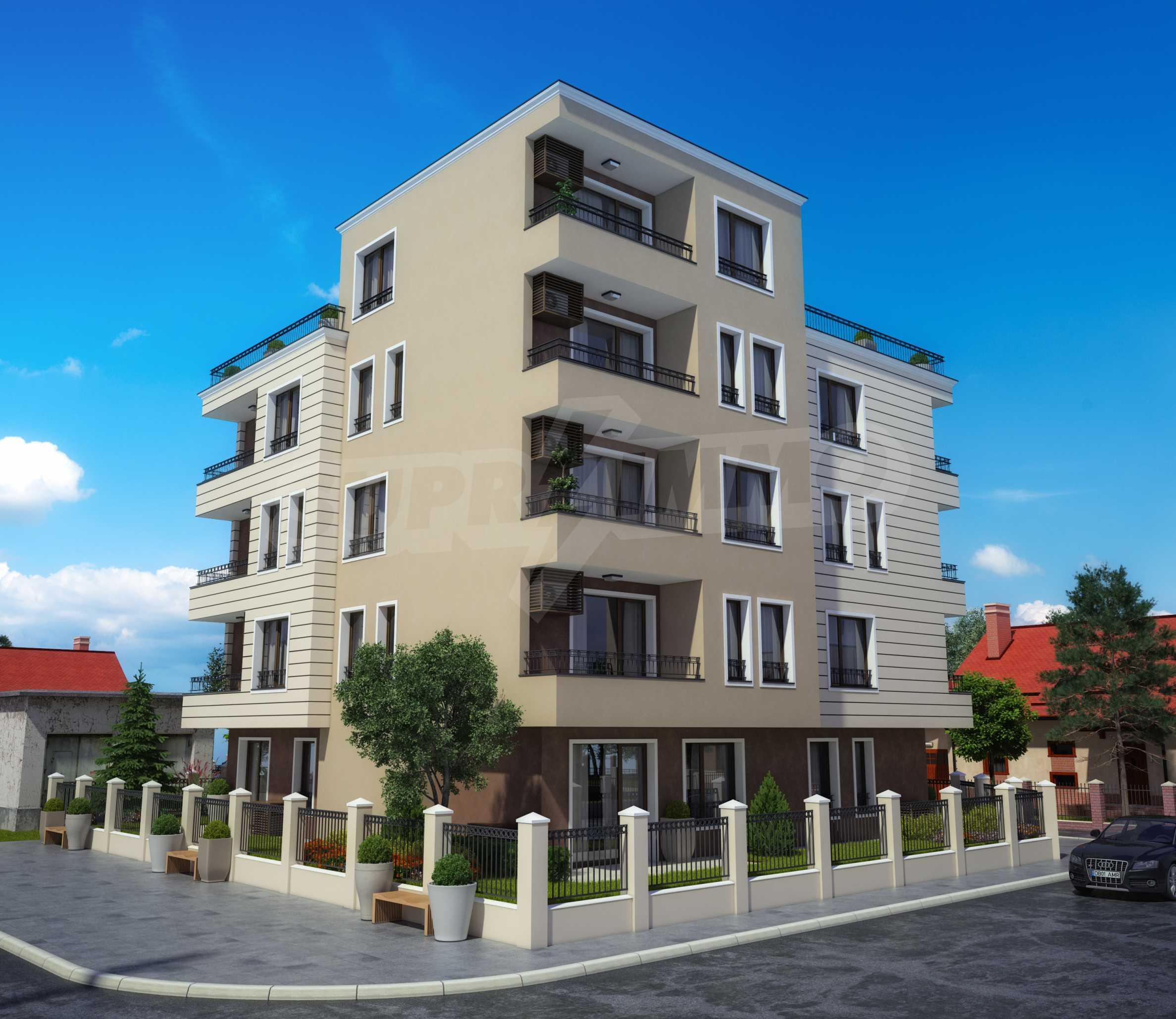 Apartments im Neubau-Gebäude in Rawda 1