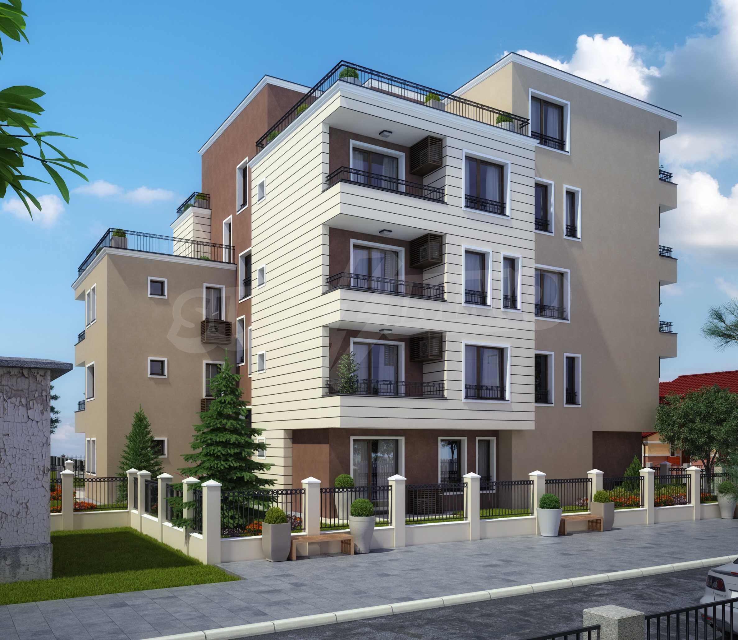 Apartments im Neubau-Gebäude in Rawda 2