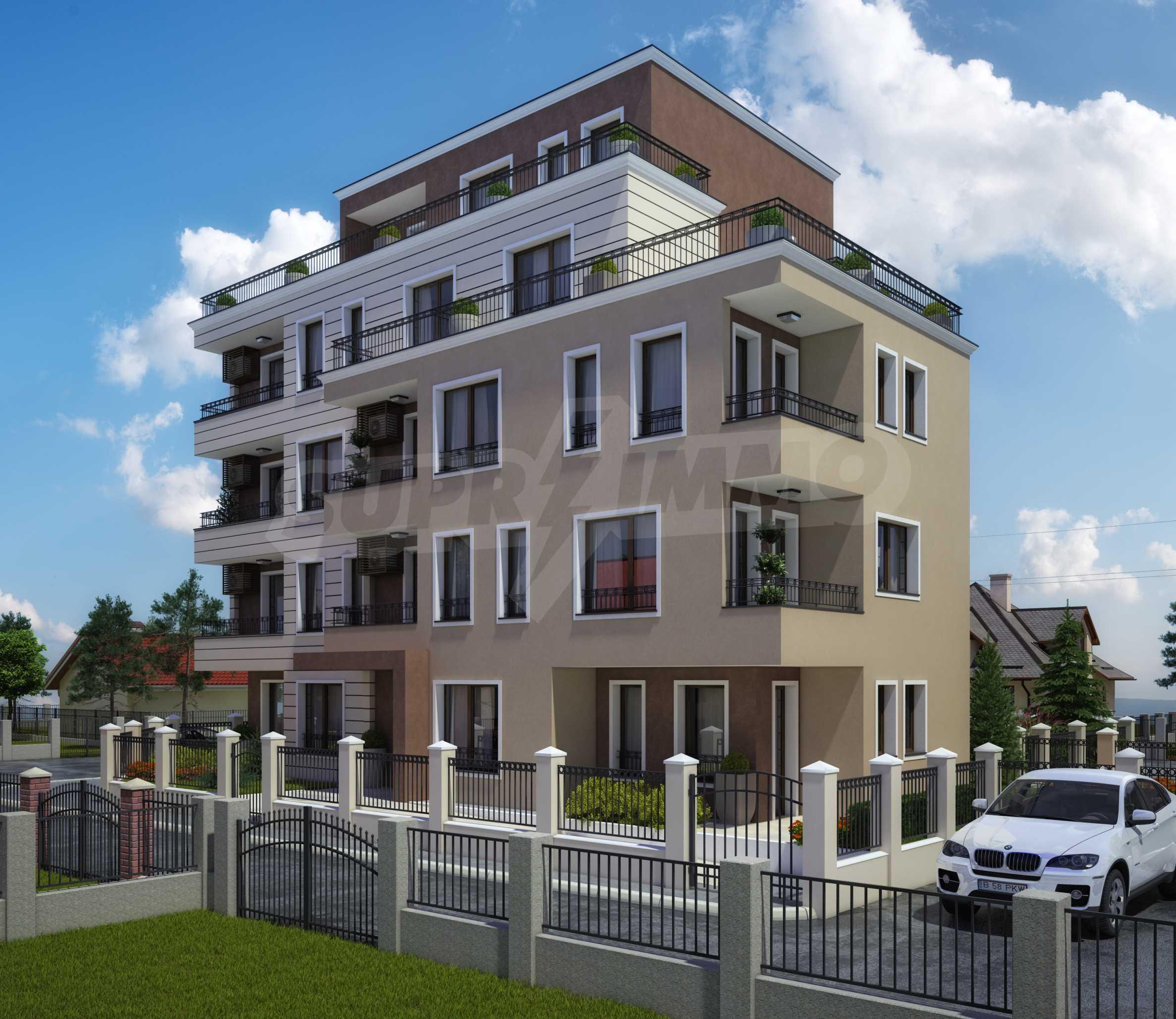 Apartments im Neubau-Gebäude in Rawda 3