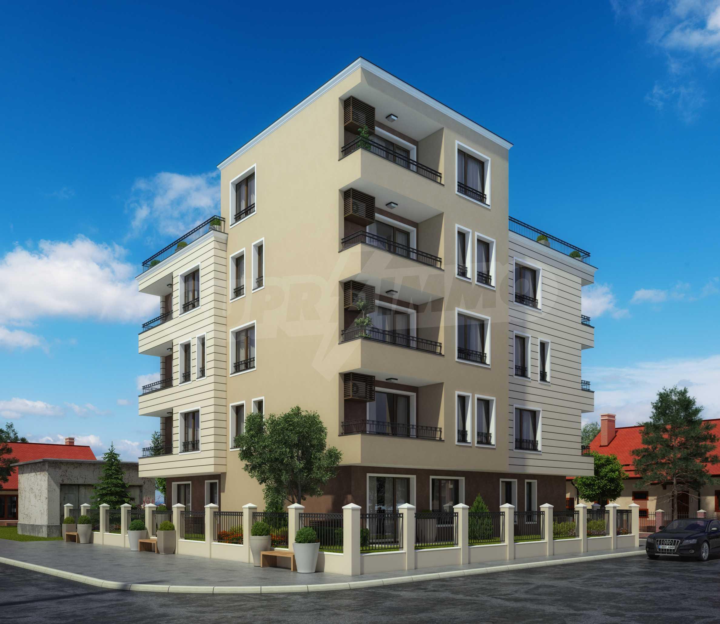 Apartments im Neubau-Gebäude in Rawda 5