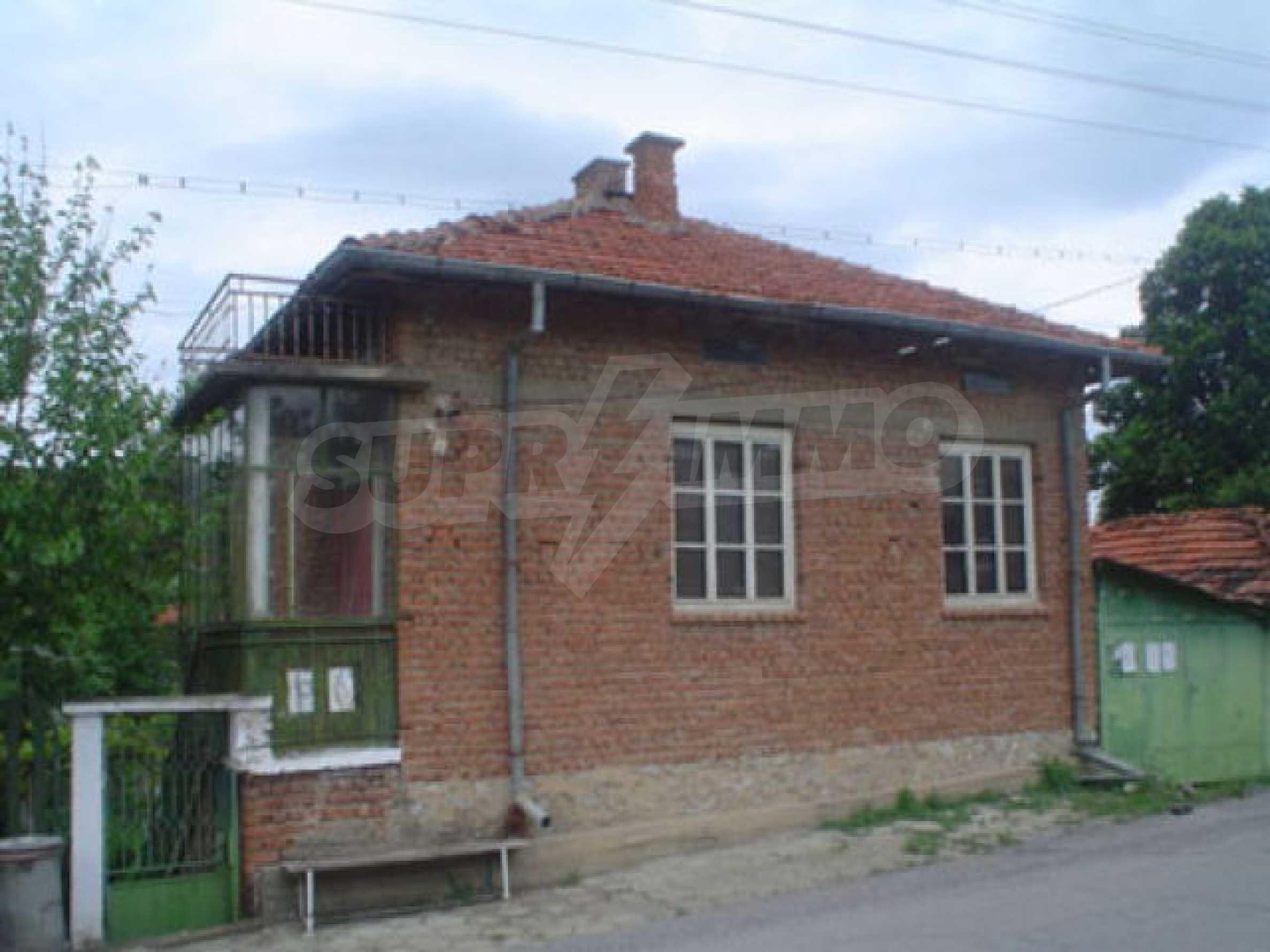 Дом на продажу недалеко от города Кюстендил