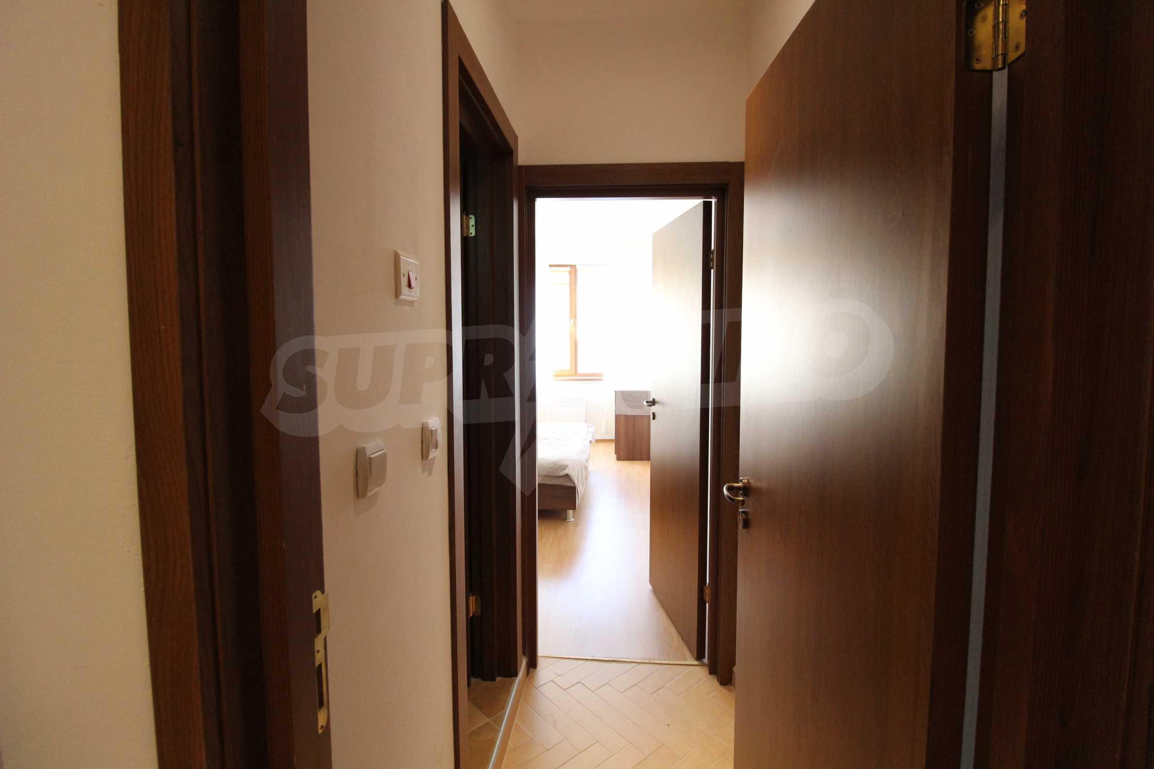 Уютен, едноспален апартамент намиращ се в комплекс Highland Lodge 10