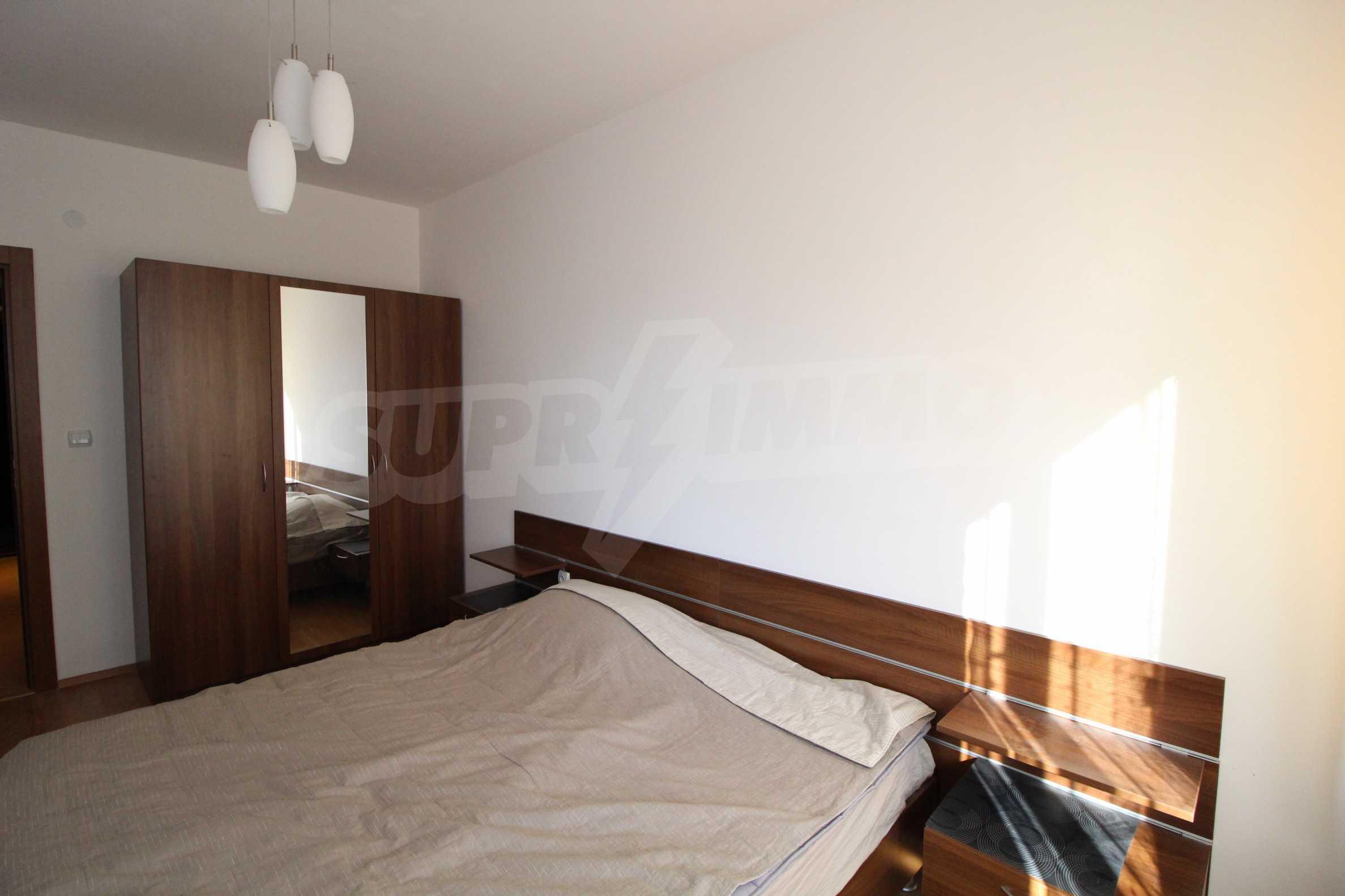 Уютен, едноспален апартамент намиращ се в комплекс Highland Lodge 11