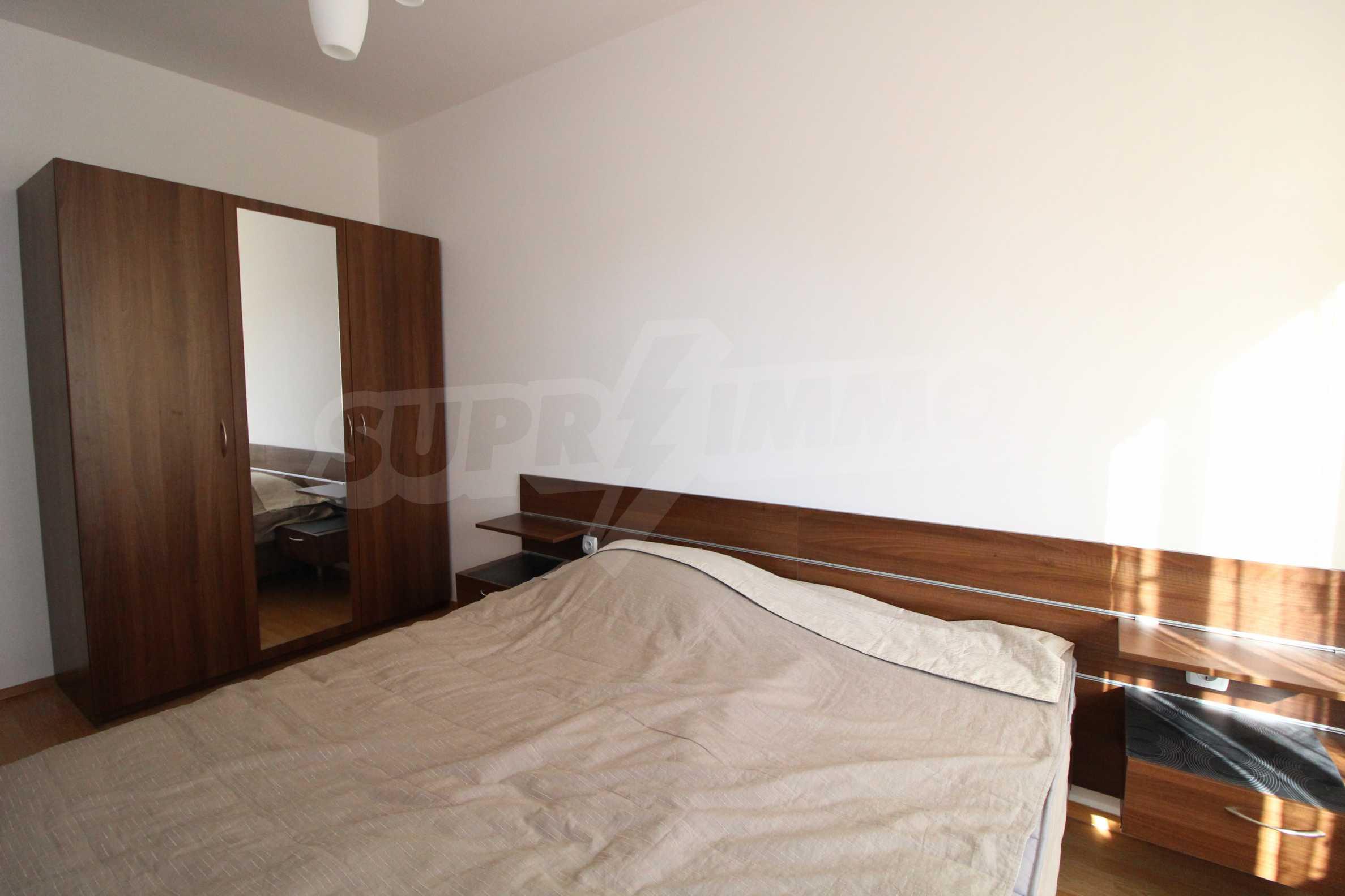 Уютен, едноспален апартамент намиращ се в комплекс Highland Lodge 12