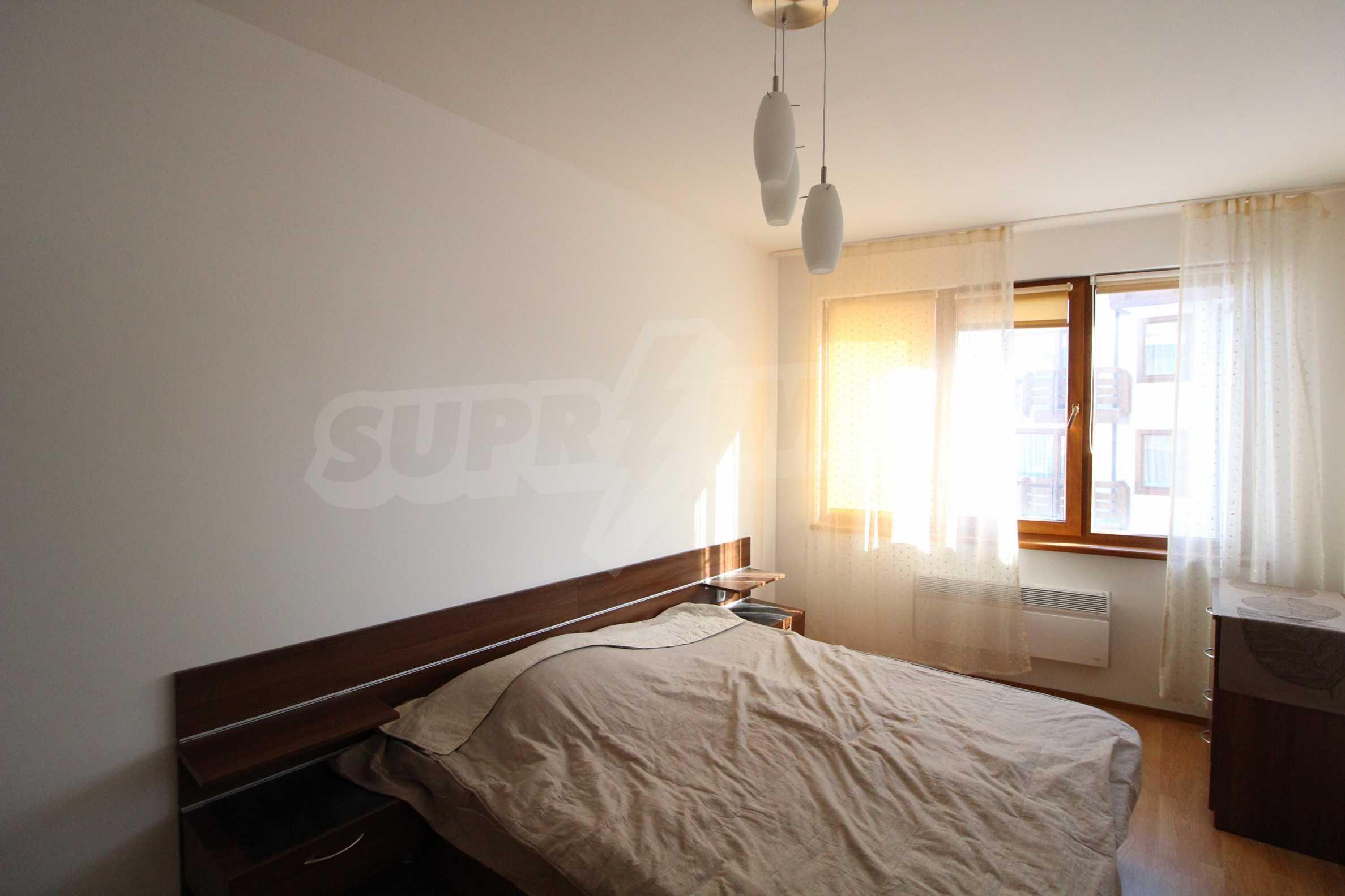 Уютен, едноспален апартамент намиращ се в комплекс Highland Lodge 13