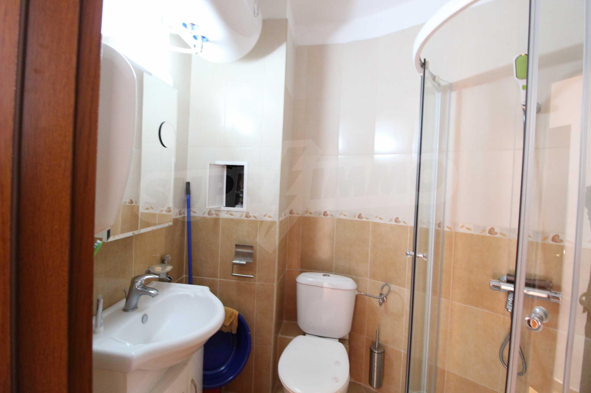 Уютен, едноспален апартамент намиращ се в комплекс Highland Lodge 14
