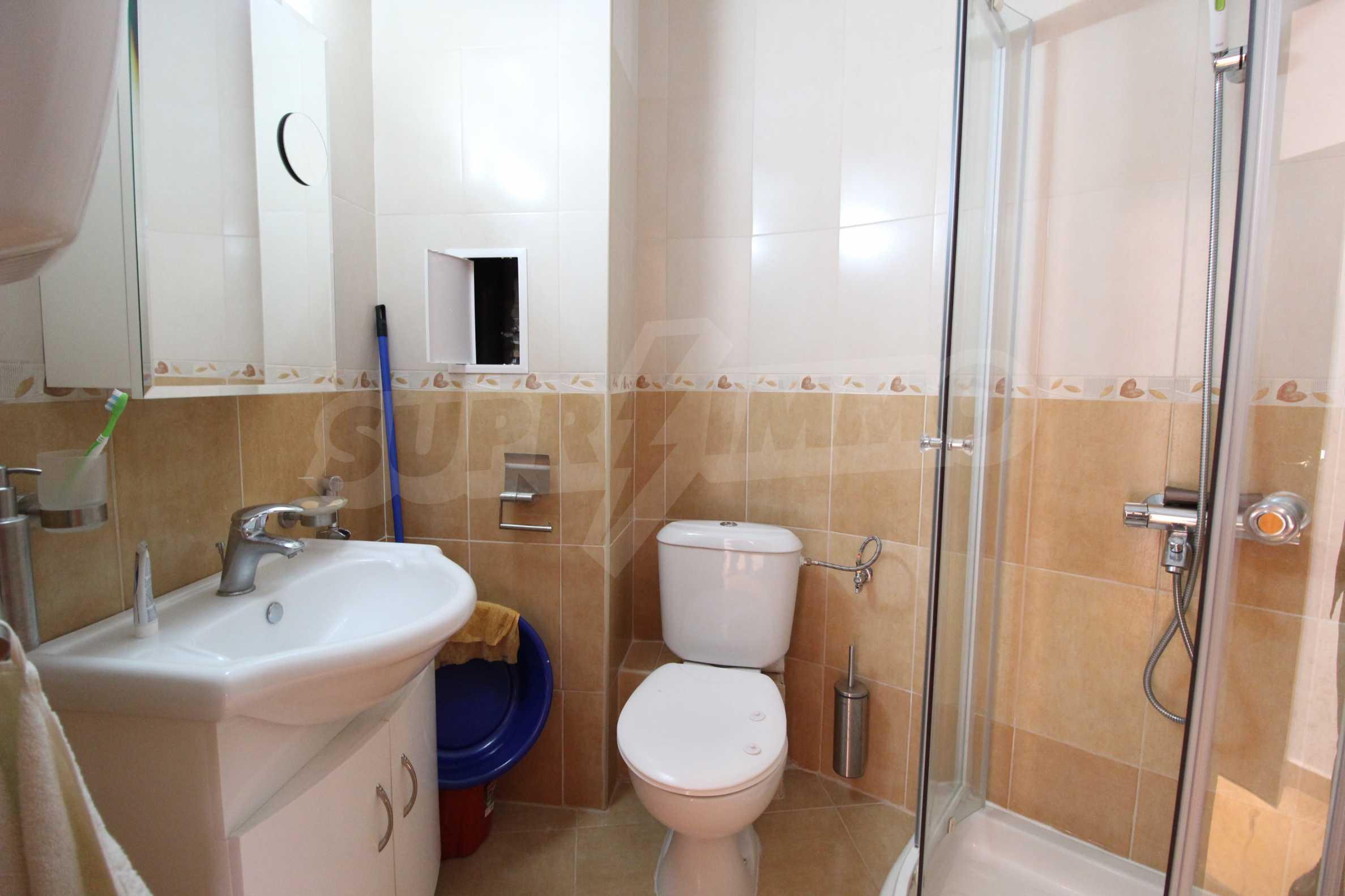 Уютен, едноспален апартамент намиращ се в комплекс Highland Lodge 15