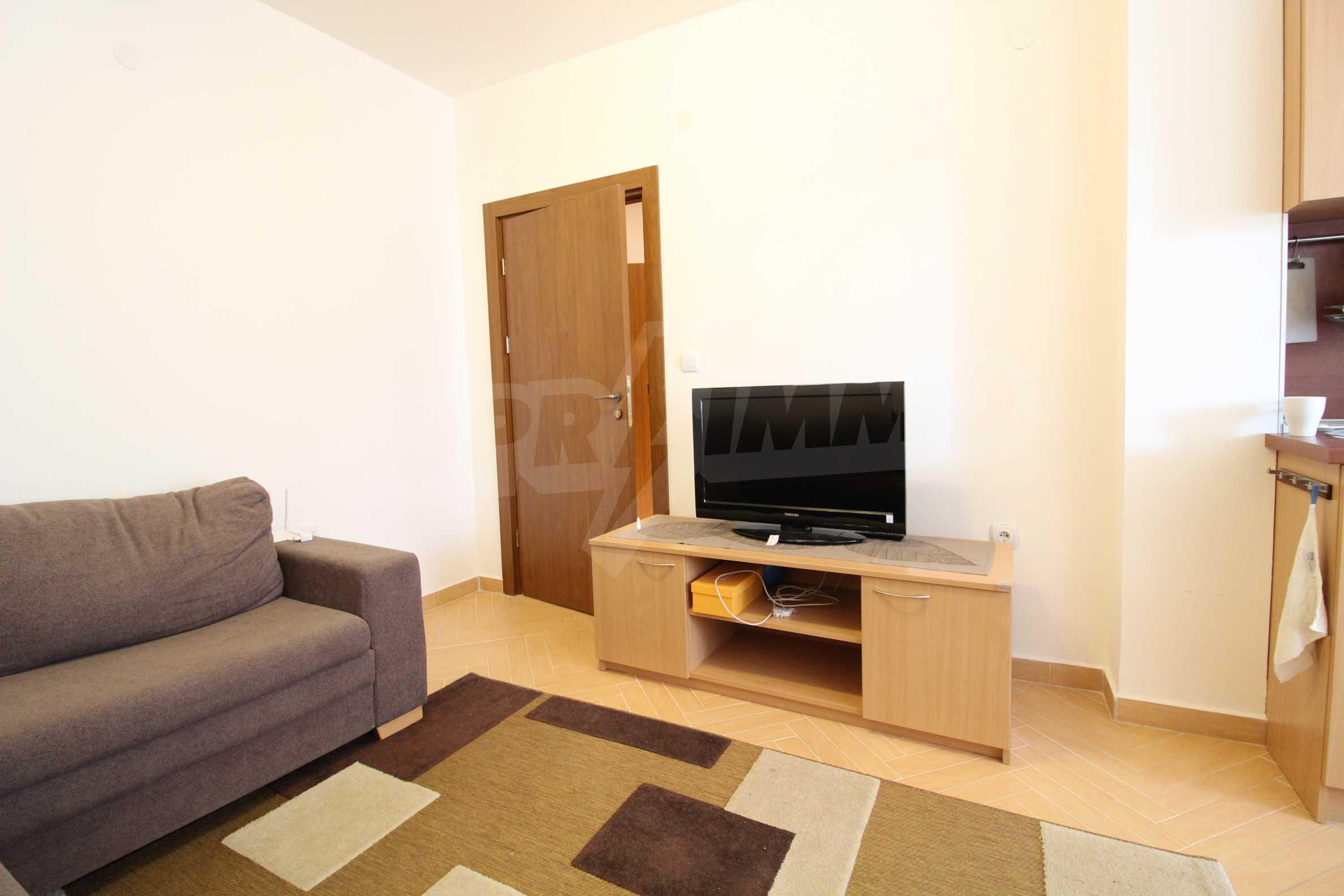 Уютен, едноспален апартамент намиращ се в комплекс Highland Lodge 2
