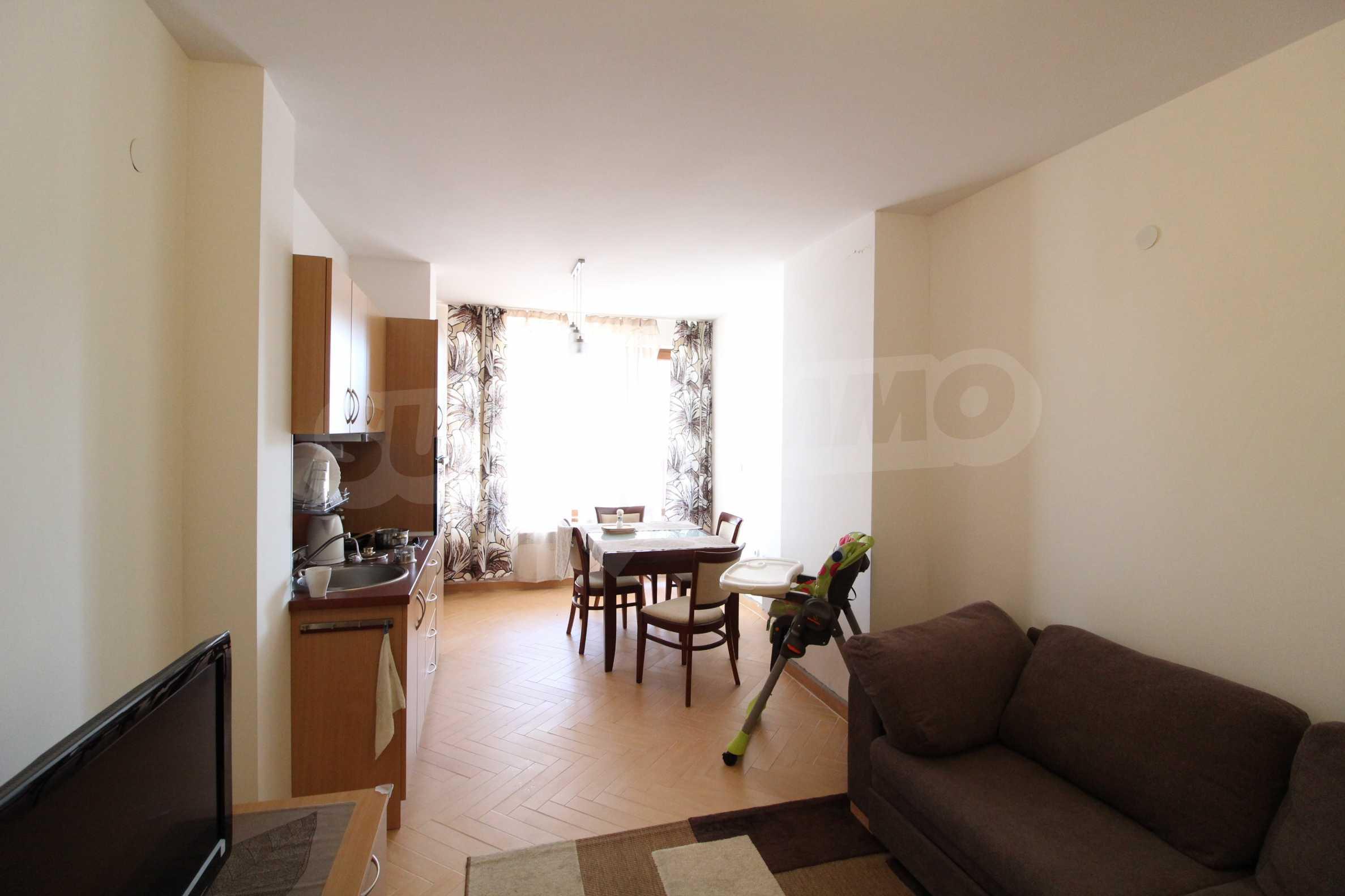Уютен, едноспален апартамент намиращ се в комплекс Highland Lodge 4