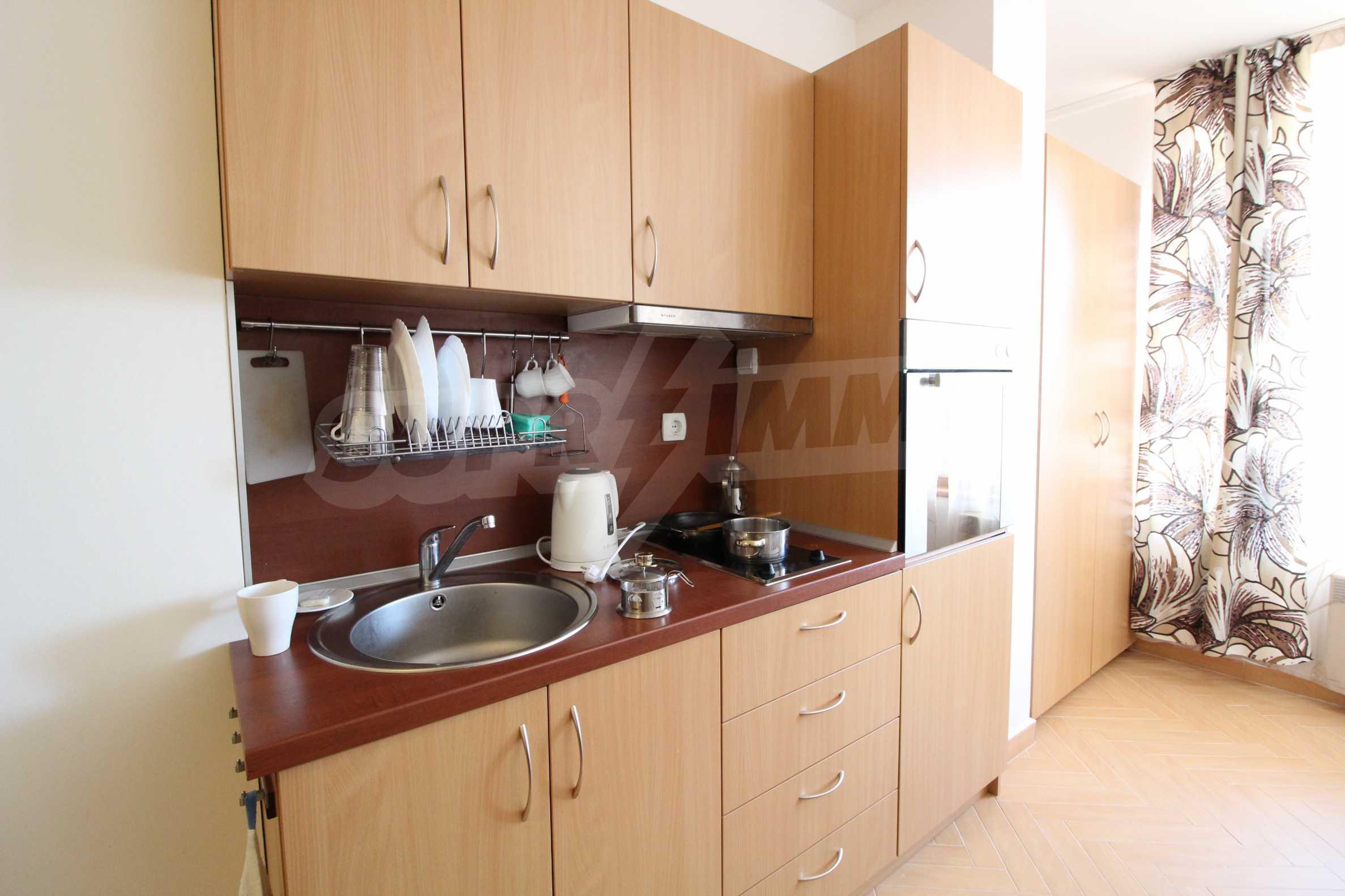 Уютен, едноспален апартамент намиращ се в комплекс Highland Lodge 5