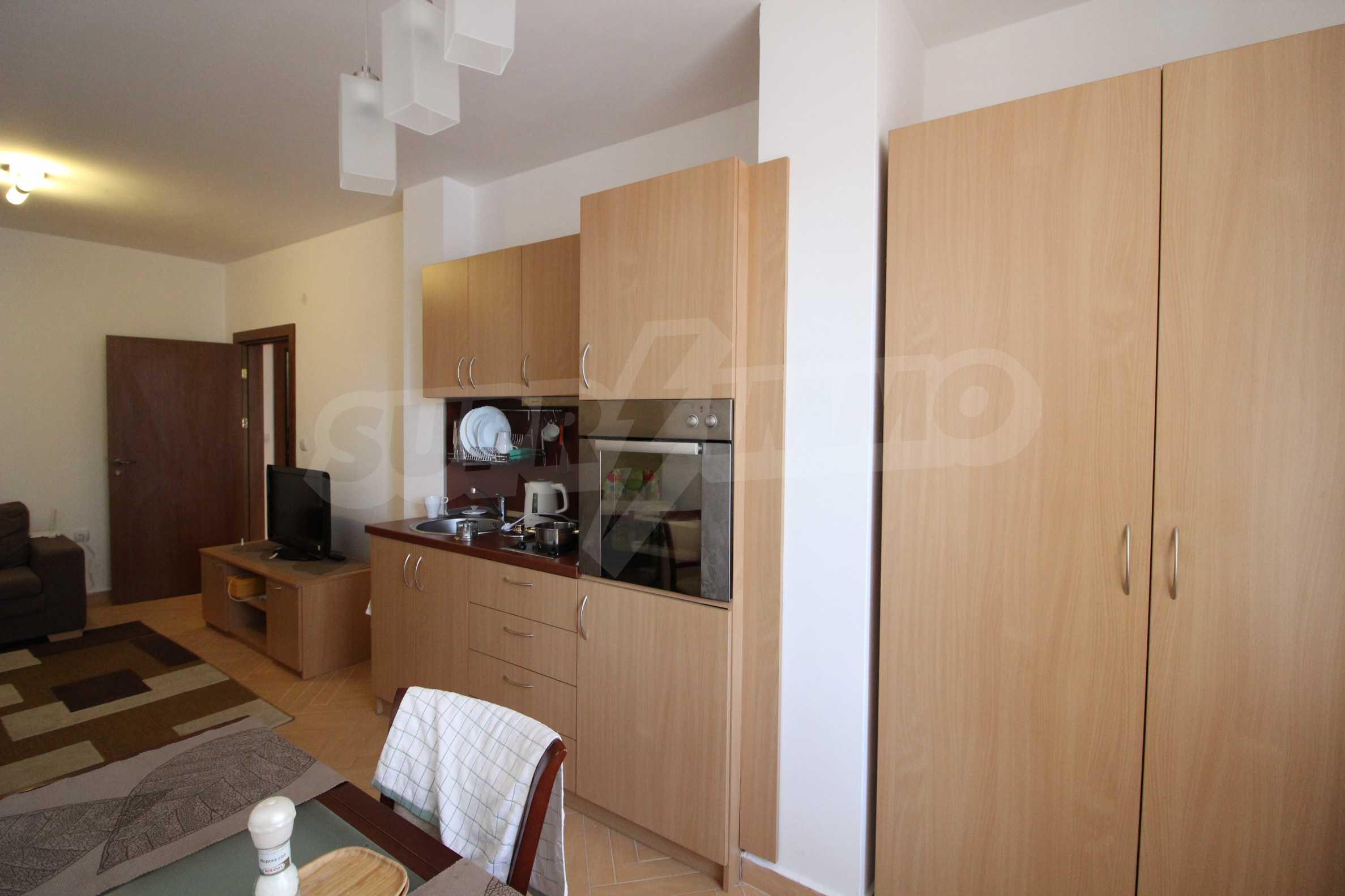 Уютен, едноспален апартамент намиращ се в комплекс Highland Lodge 6