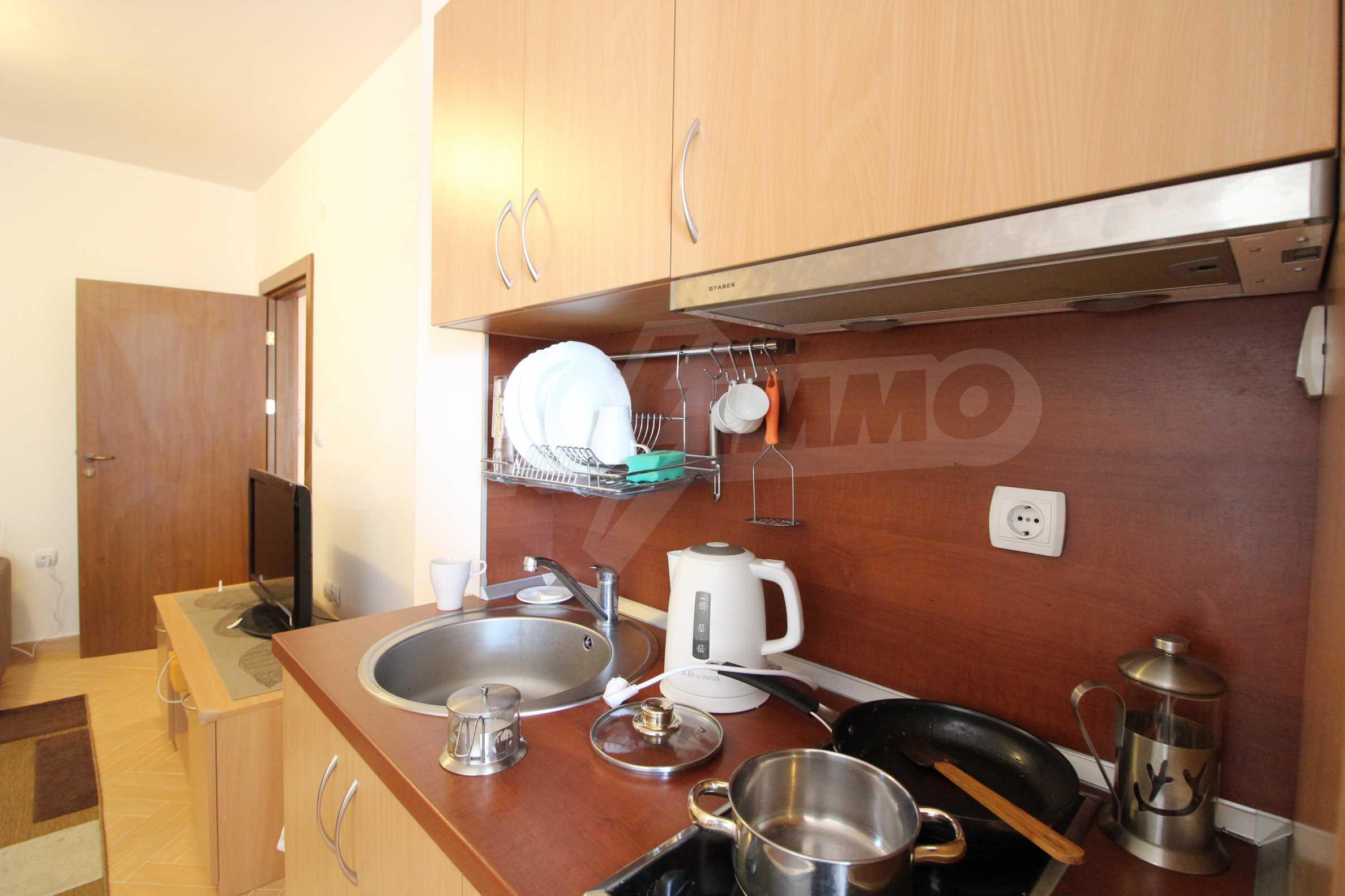 Уютен, едноспален апартамент намиращ се в комплекс Highland Lodge 8