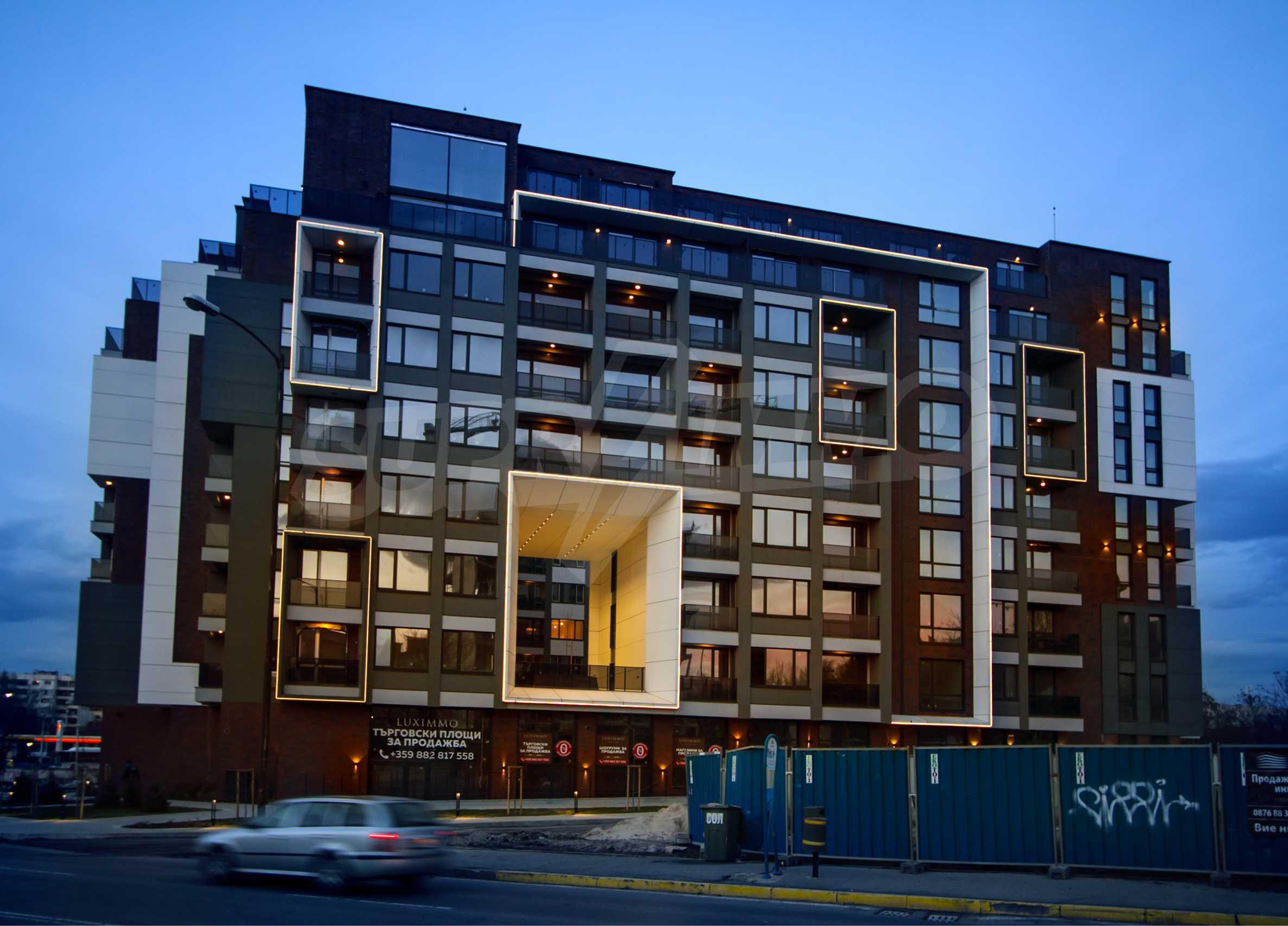Cherkovna Residence 7