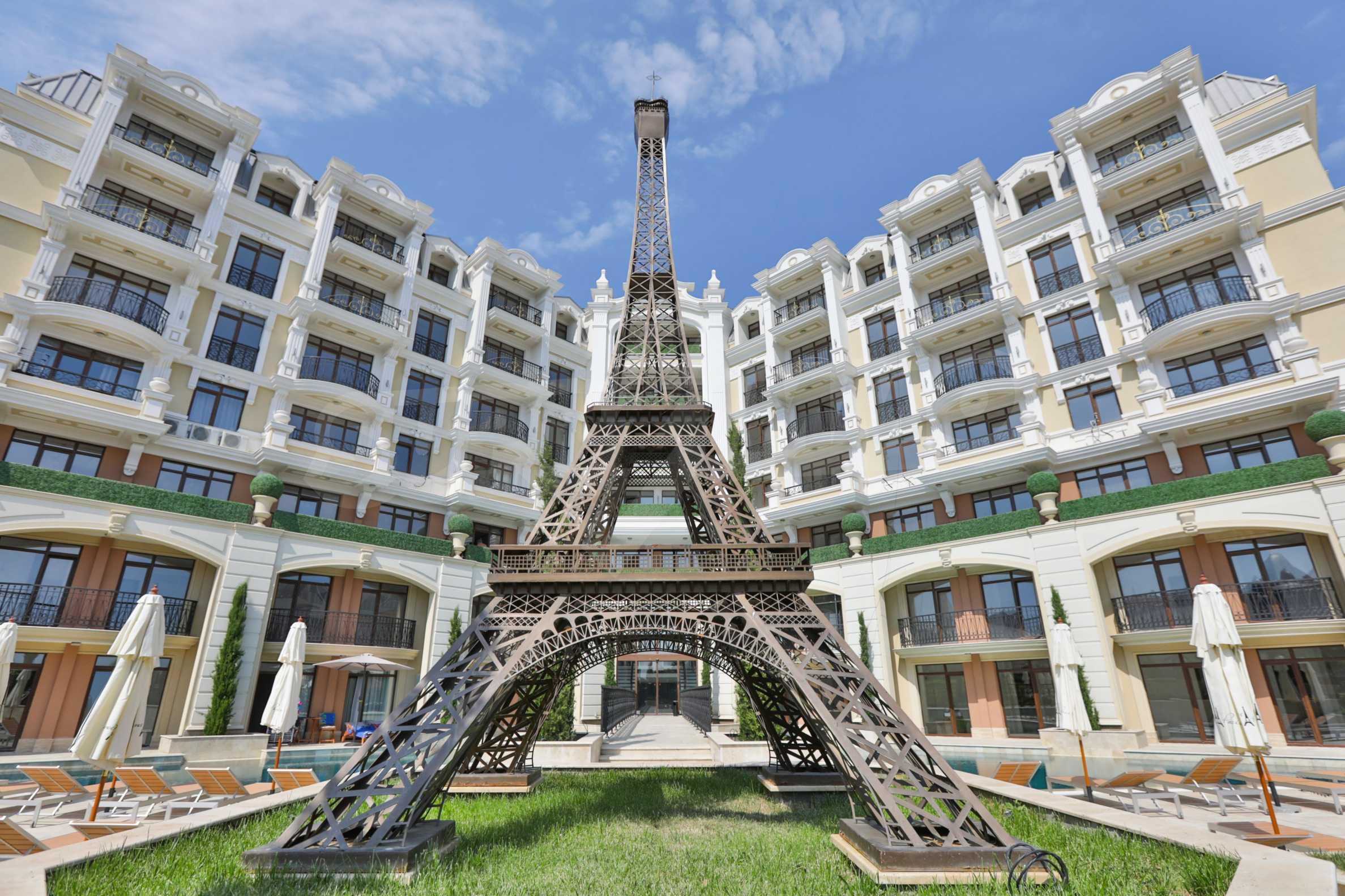 Erstklassige Apartments  zum TOP-Preis ab 890 €/m² im Komplex im Stil der französischen Renaissance (Akt 16) 16